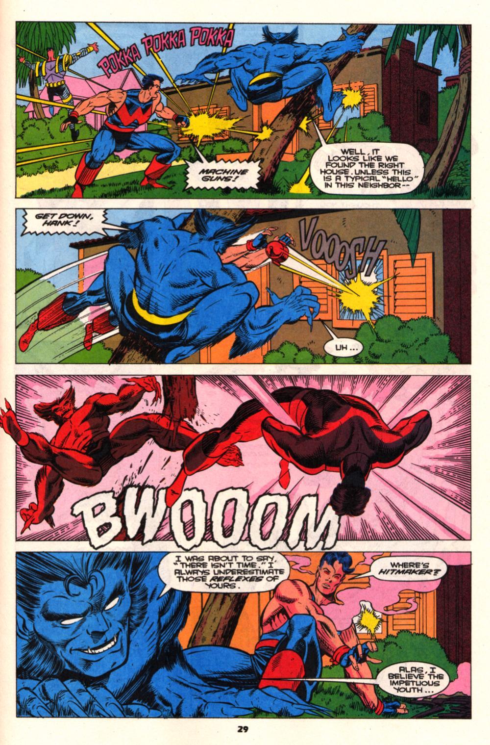 Read online Wonder Man (1991) comic -  Issue # _Annual 2 - 27