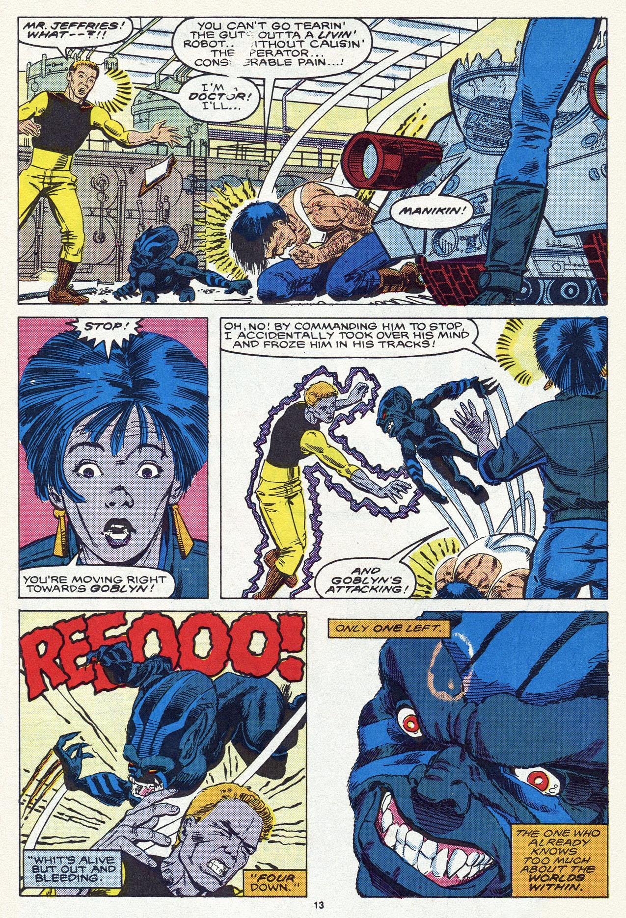 Read online Alpha Flight (1983) comic -  Issue #54 - 19