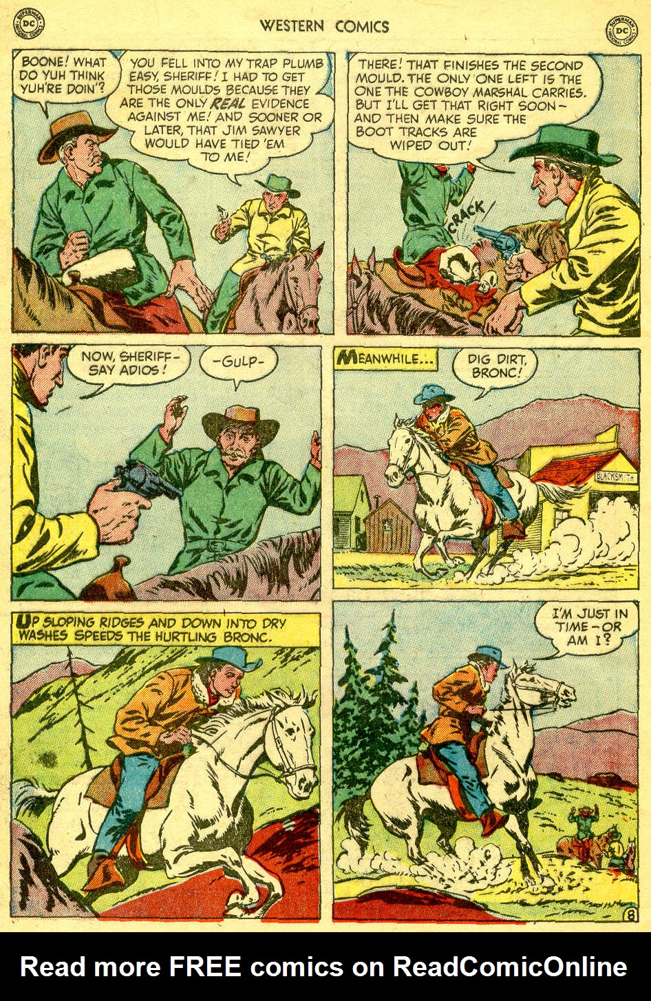 Western Comics issue 18 - Page 46