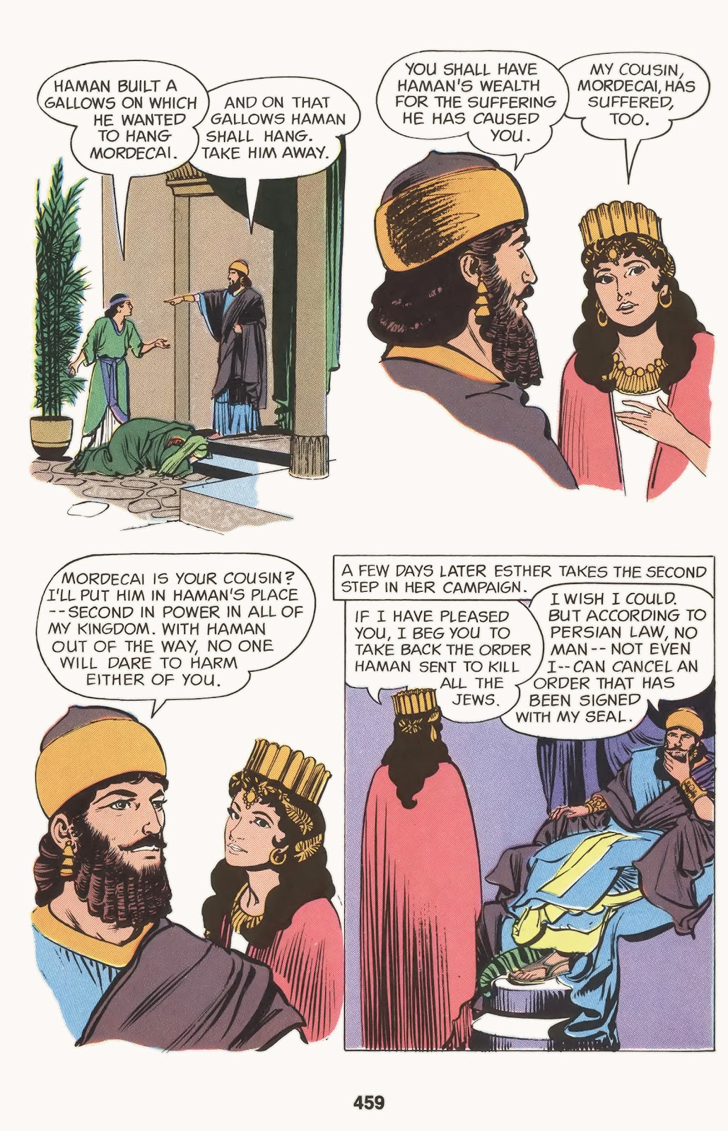 The Picture Bible issue TPB (Part 5) - Page 62