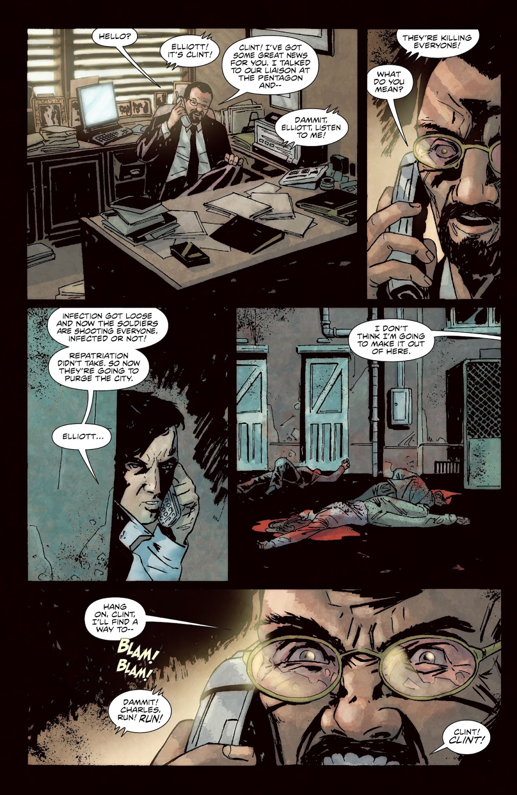 28 Days Later issue 23 - Page 11