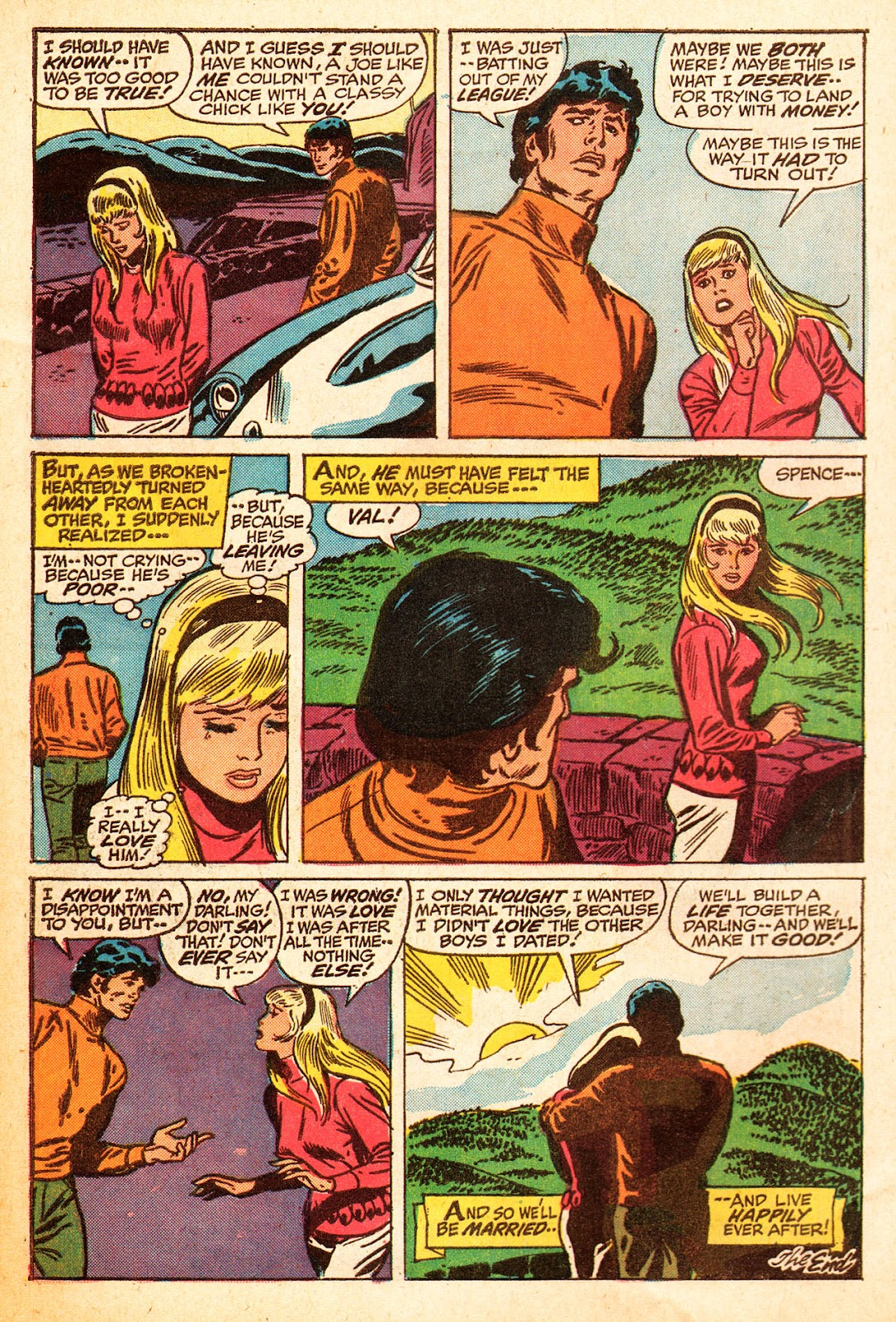 My Love (1969) issue 22 - Page 30