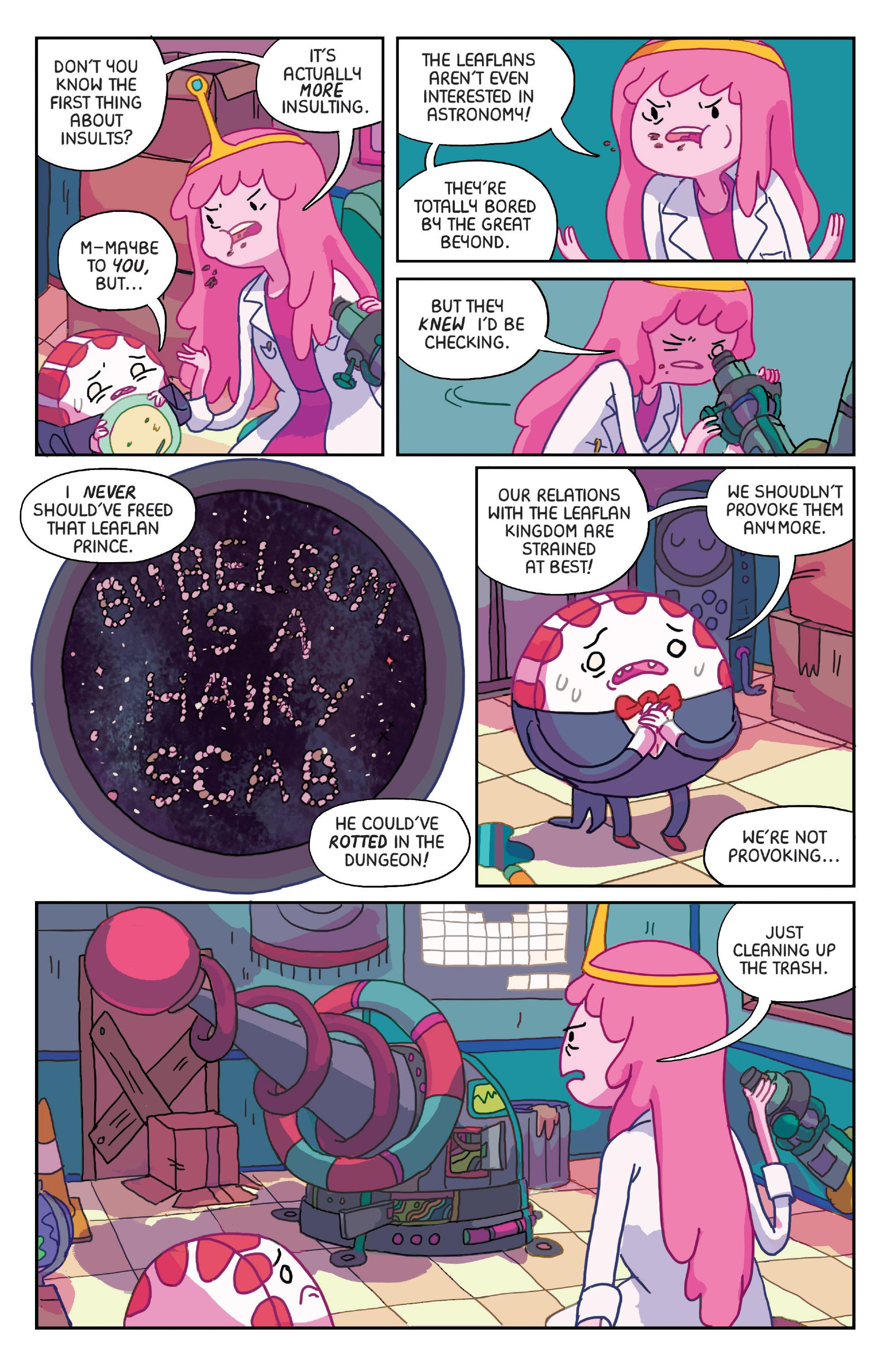 Read online Adventure Time: Marceline Gone Adrift comic -  Issue #1 - 9