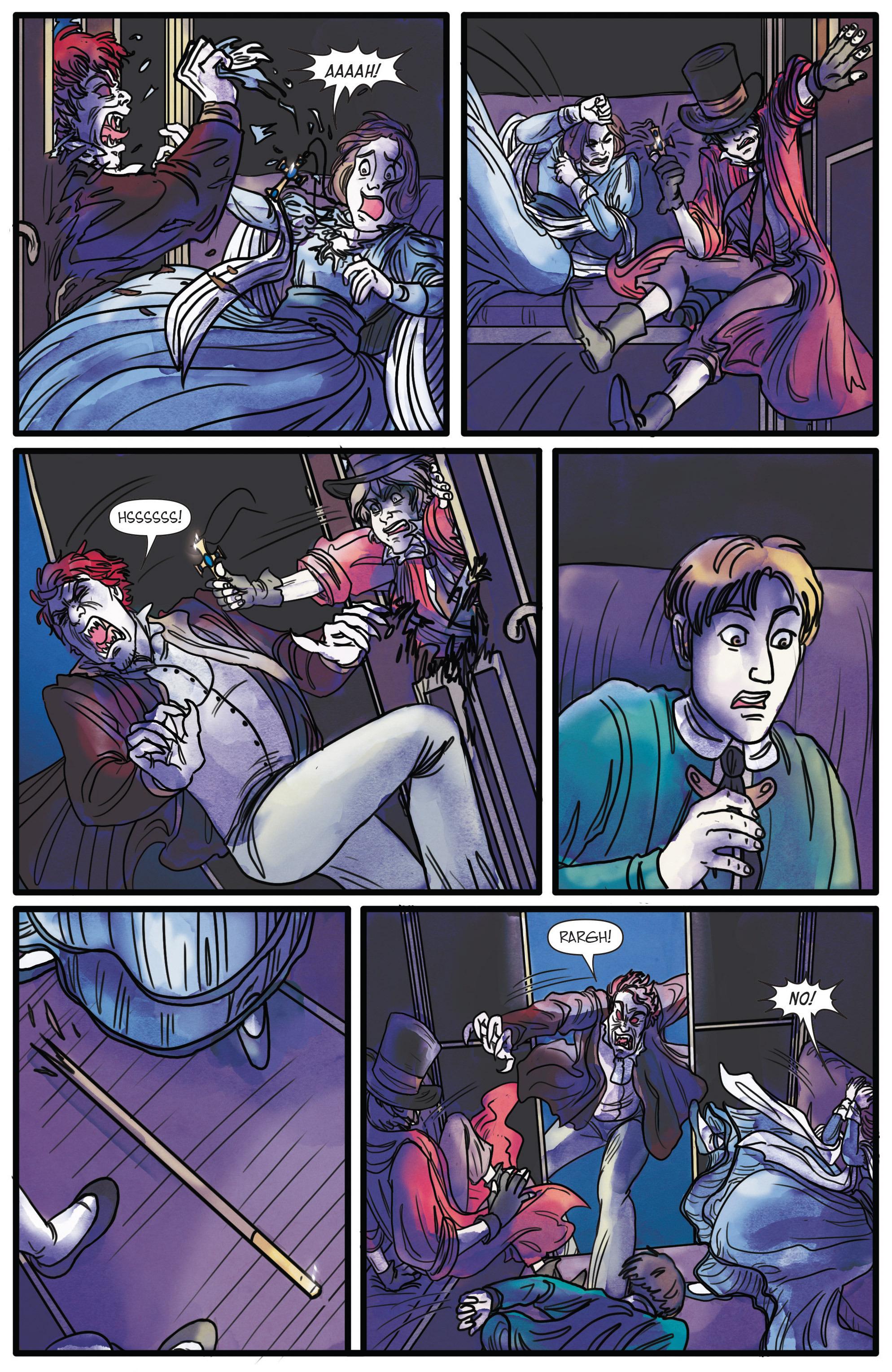 Read online Artful comic -  Issue #2 - 13