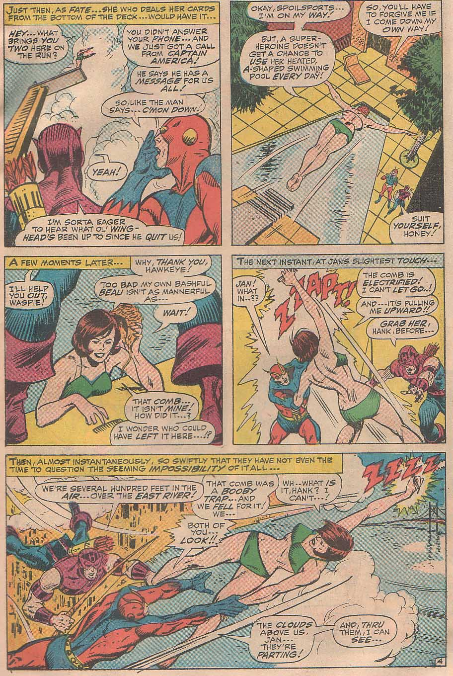 The Avengers (1963) 51 Page 4