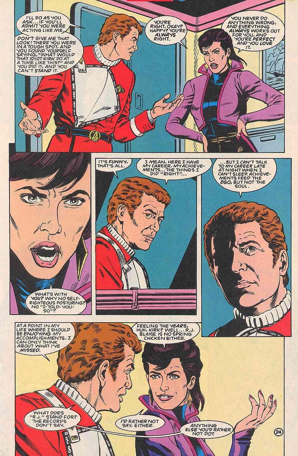 Read online Star Trek (1989) comic -  Issue # _Special 1 - 29