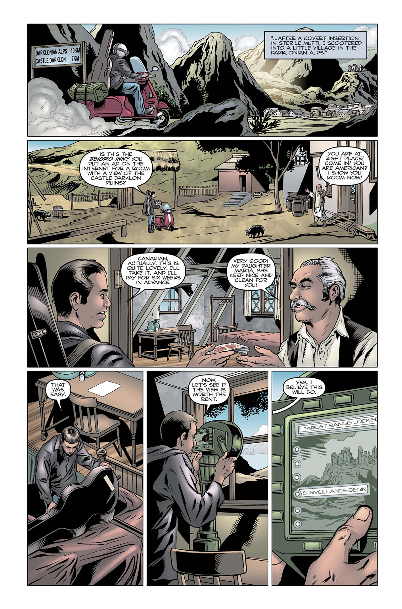 G.I. Joe: A Real American Hero 169 Page 15