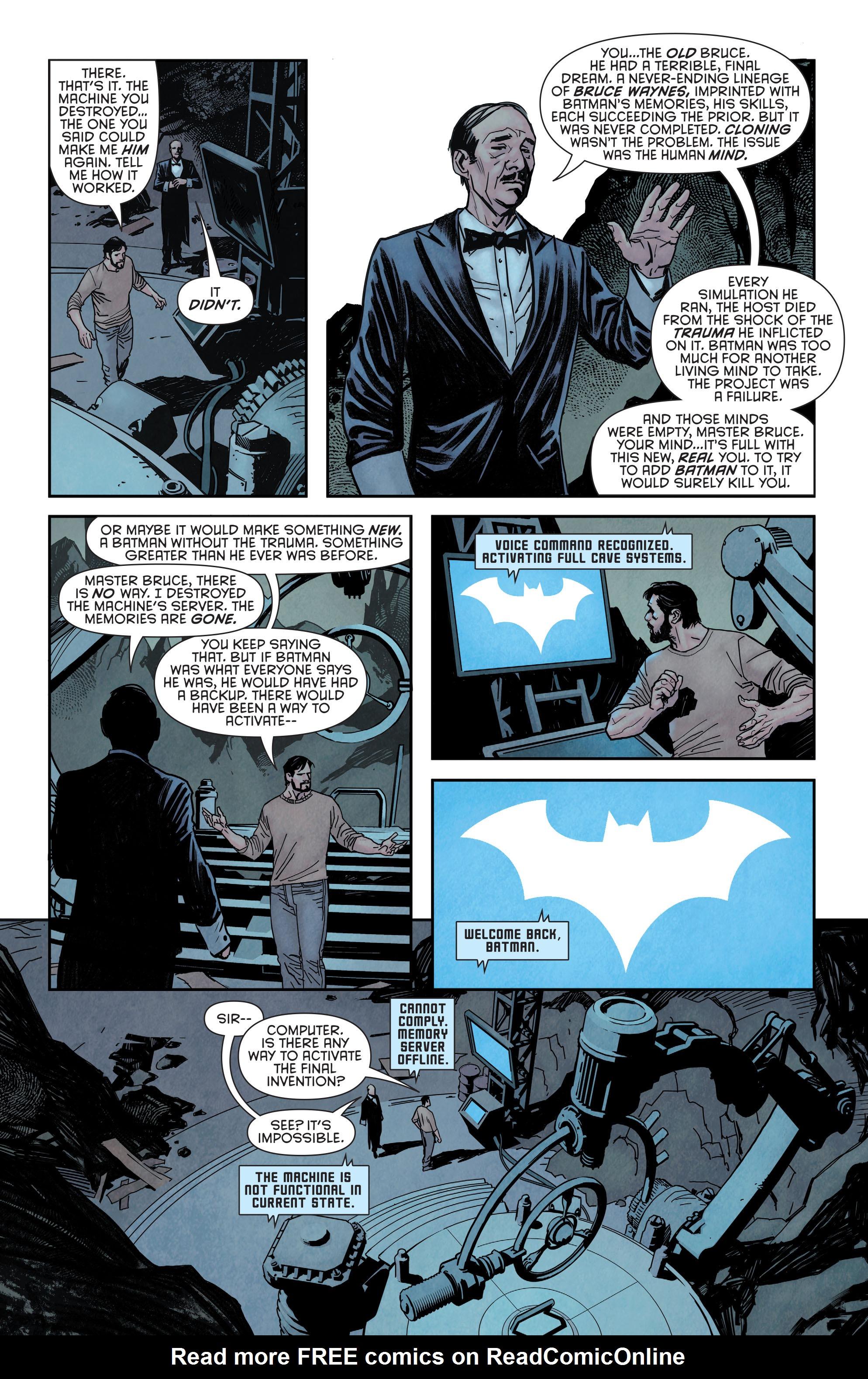 Read online Batman (2011) comic -  Issue # _TPB 9 - 82