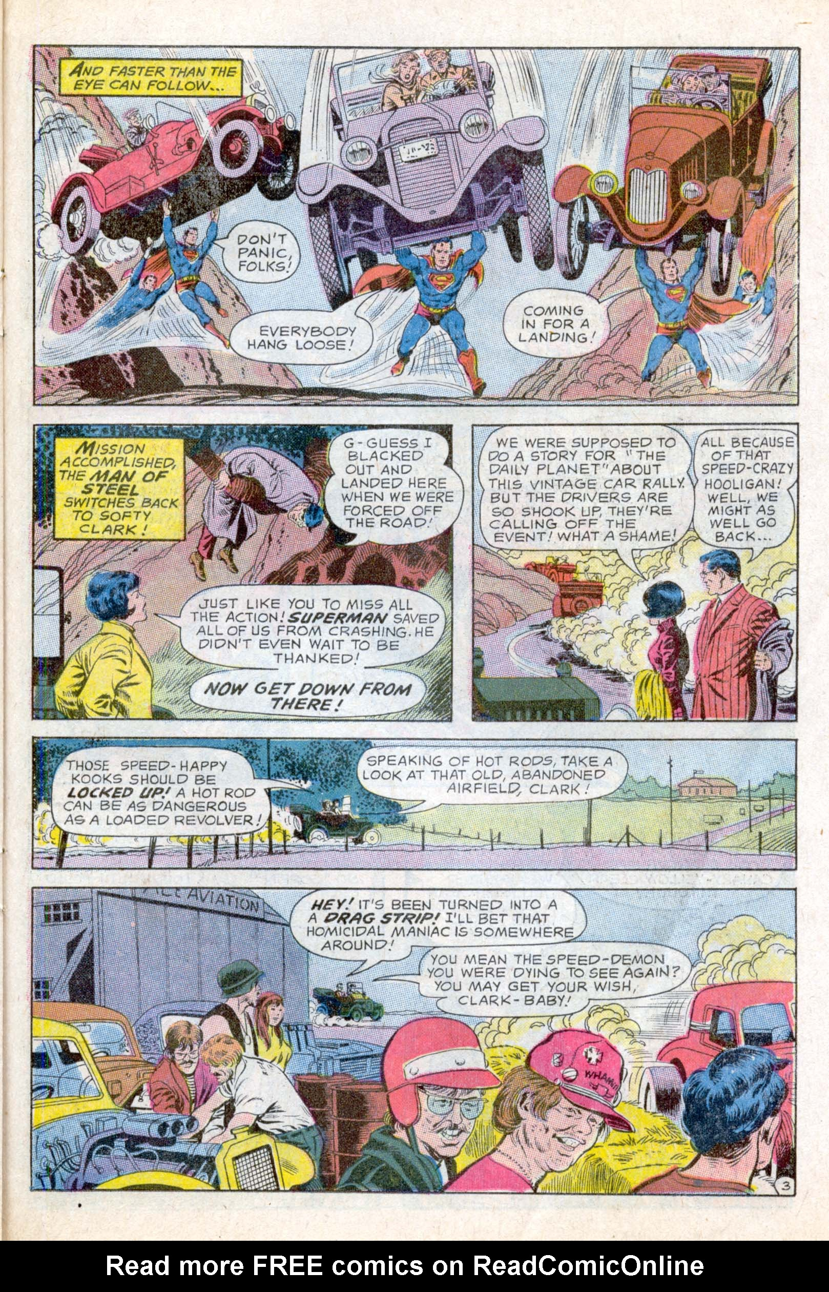 Read online Action Comics (1938) comic -  Issue #394 - 24