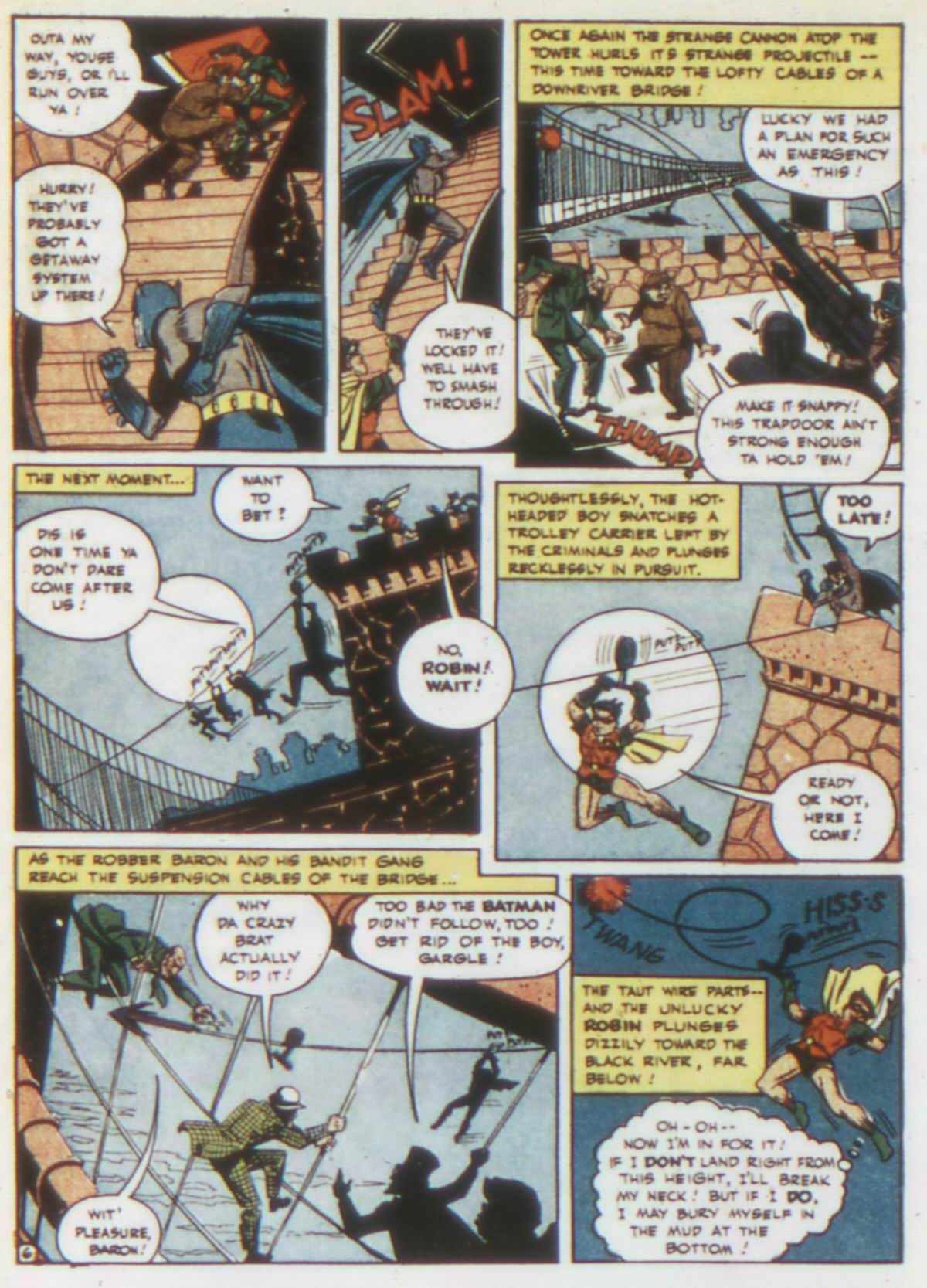 Read online Detective Comics (1937) comic -  Issue #75 - 8
