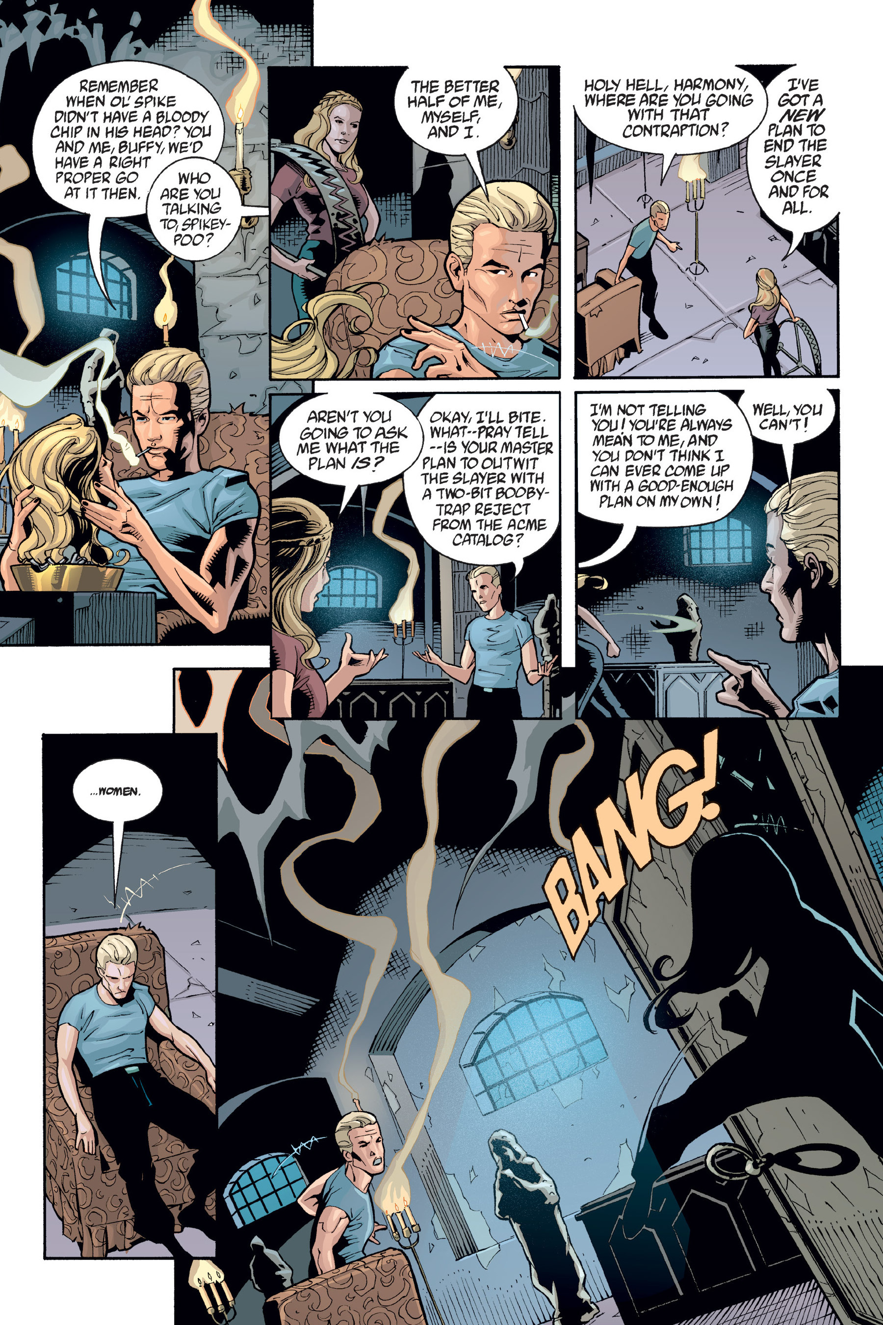 Read online Buffy the Vampire Slayer: Omnibus comic -  Issue # TPB 6 - 320