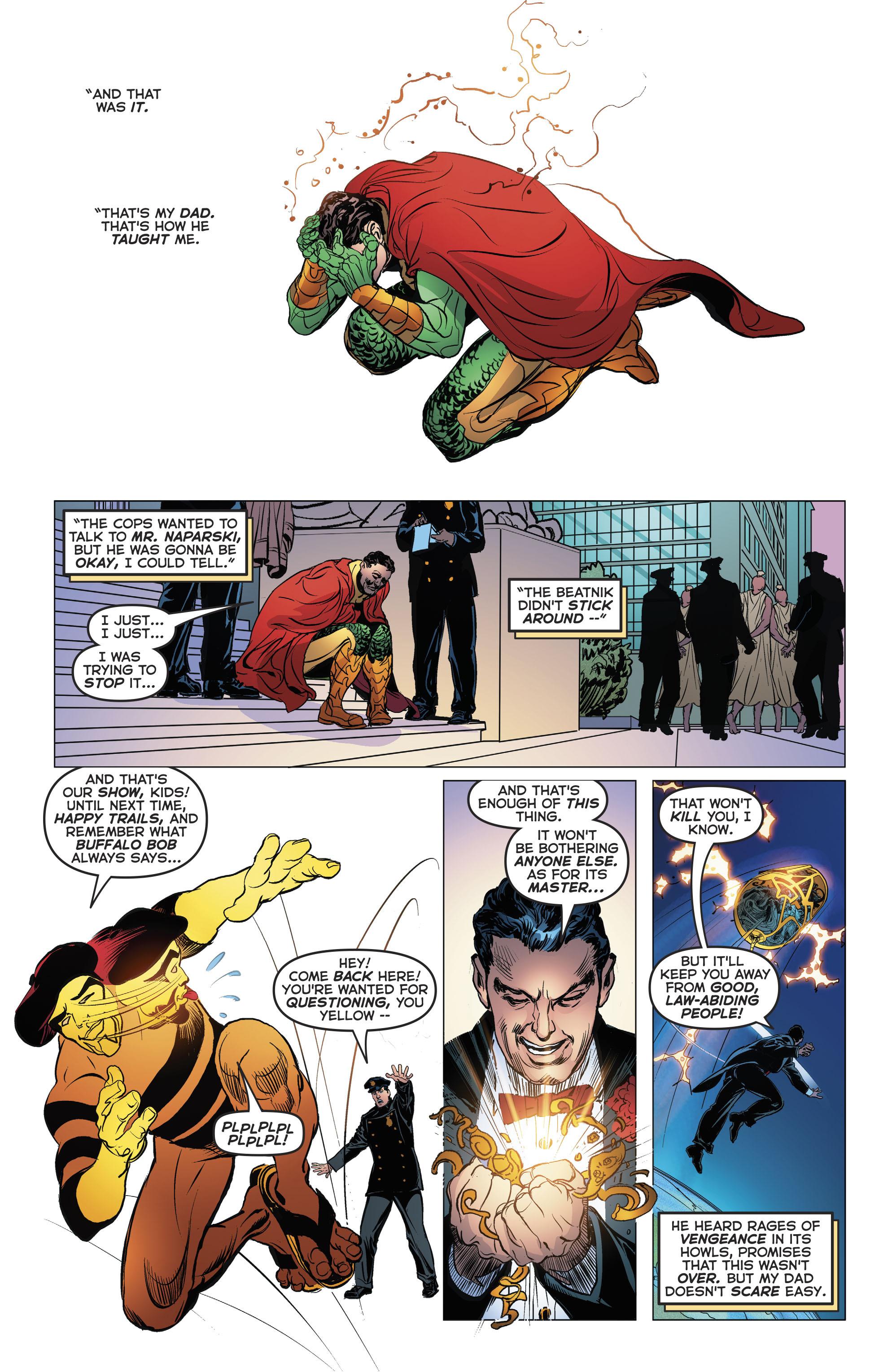 Read online Astro City comic -  Issue #43 - 23