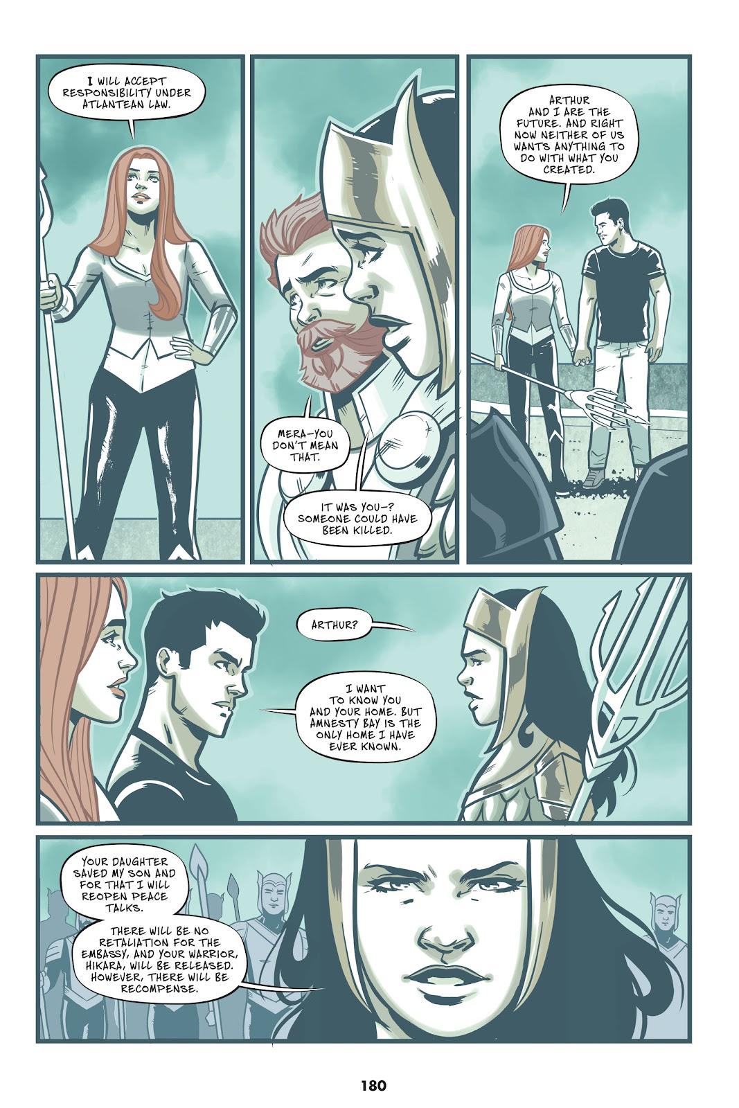 Read online Mera: Tidebreaker comic -  Issue # TPB (Part 2) - 80