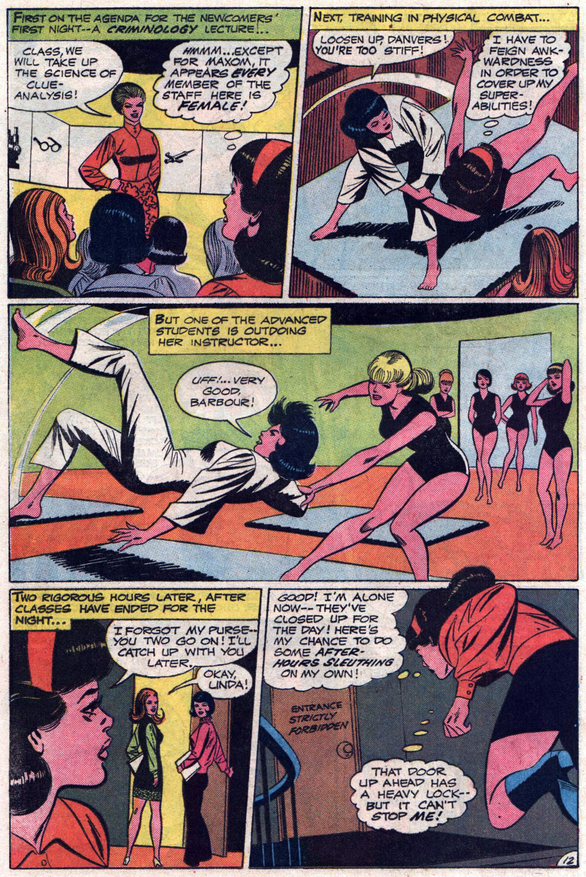 Read online Adventure Comics (1938) comic -  Issue #381 - 16
