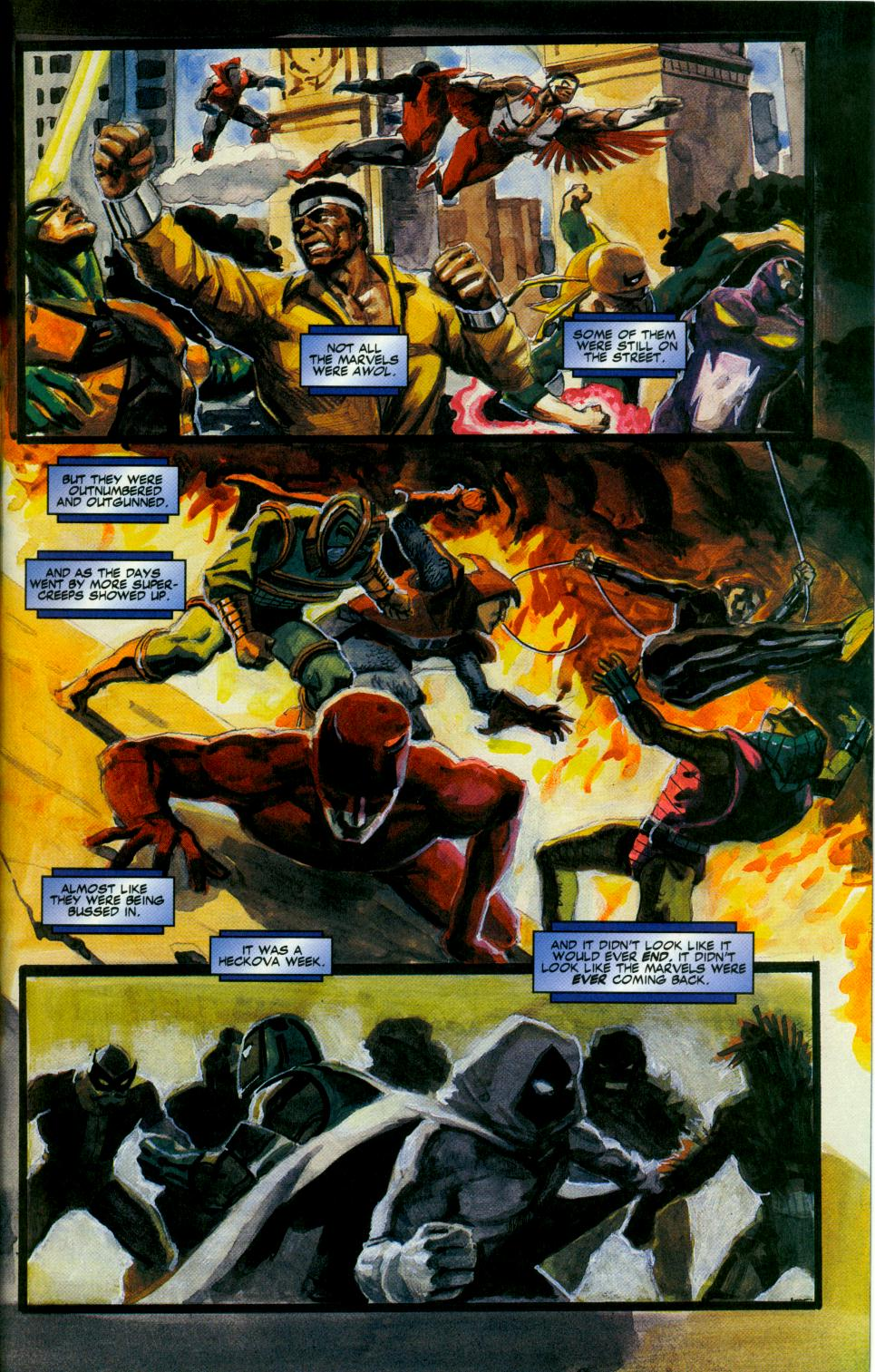 Read online Code of Honor comic -  Issue #3 - 32