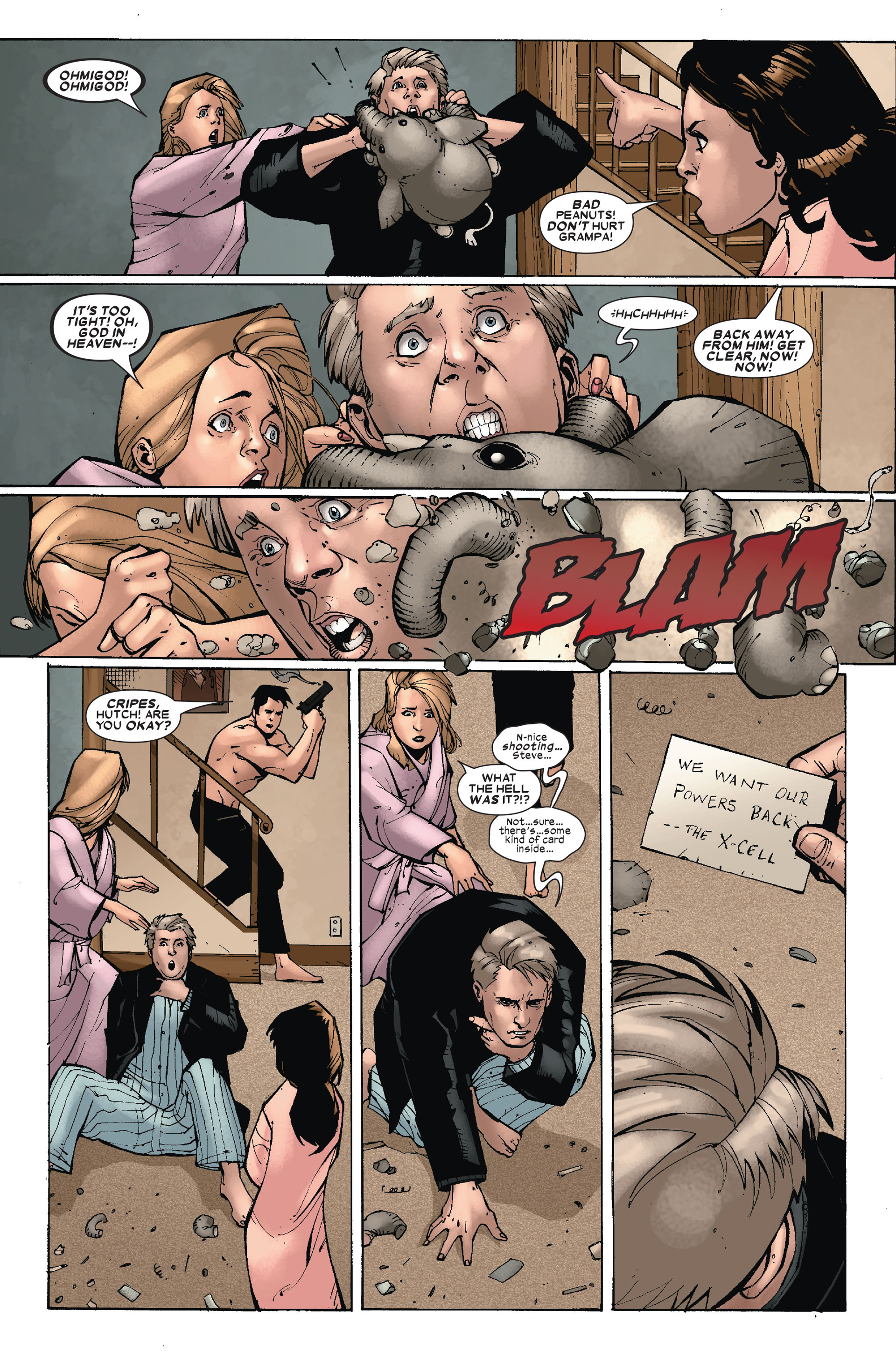 Read online X-Factor (2006) comic -  Issue #17 - 5