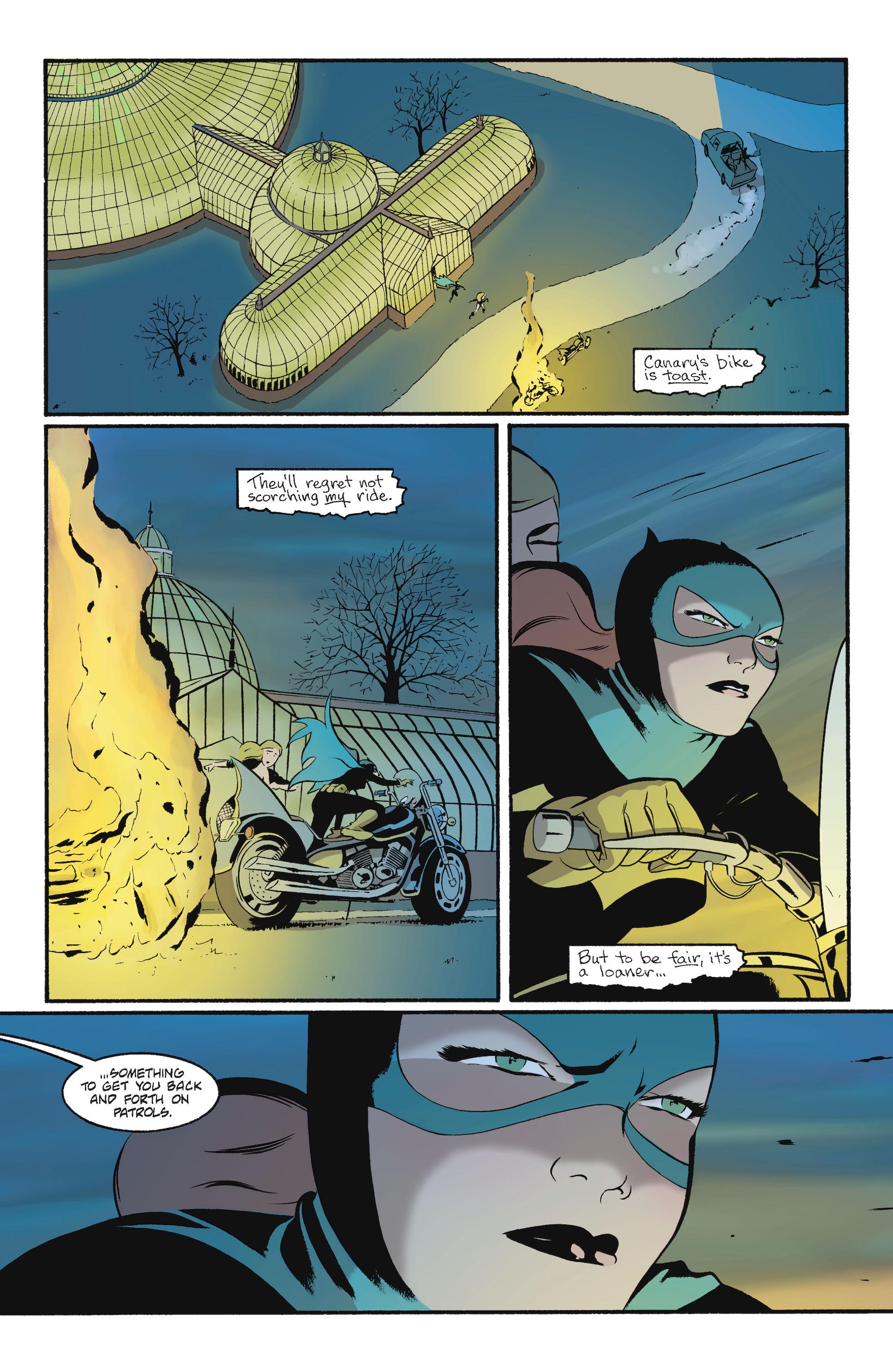 Read online Batgirl/Robin: Year One comic -  Issue # TPB 2 - 113