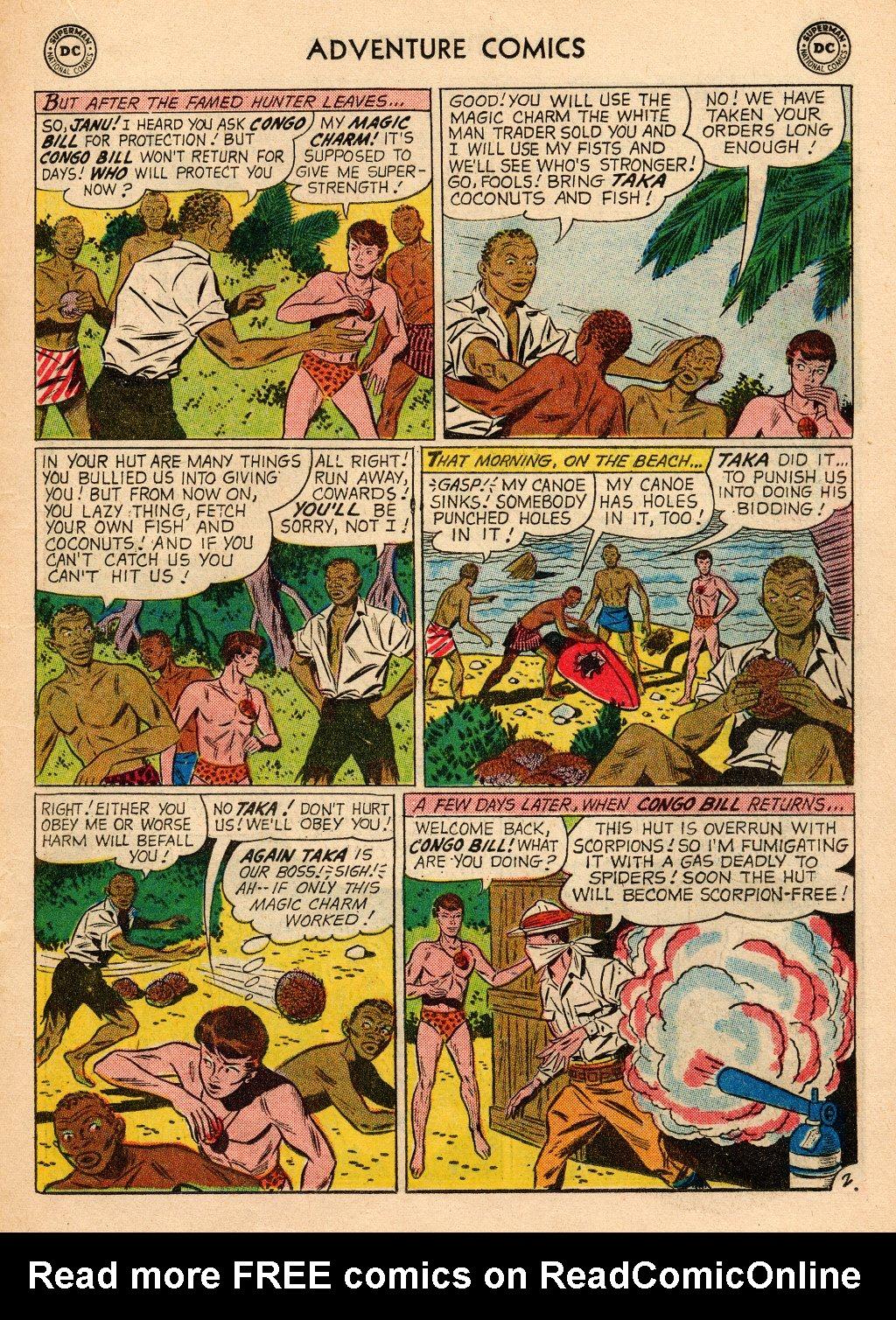 Read online Adventure Comics (1938) comic -  Issue #272 - 19