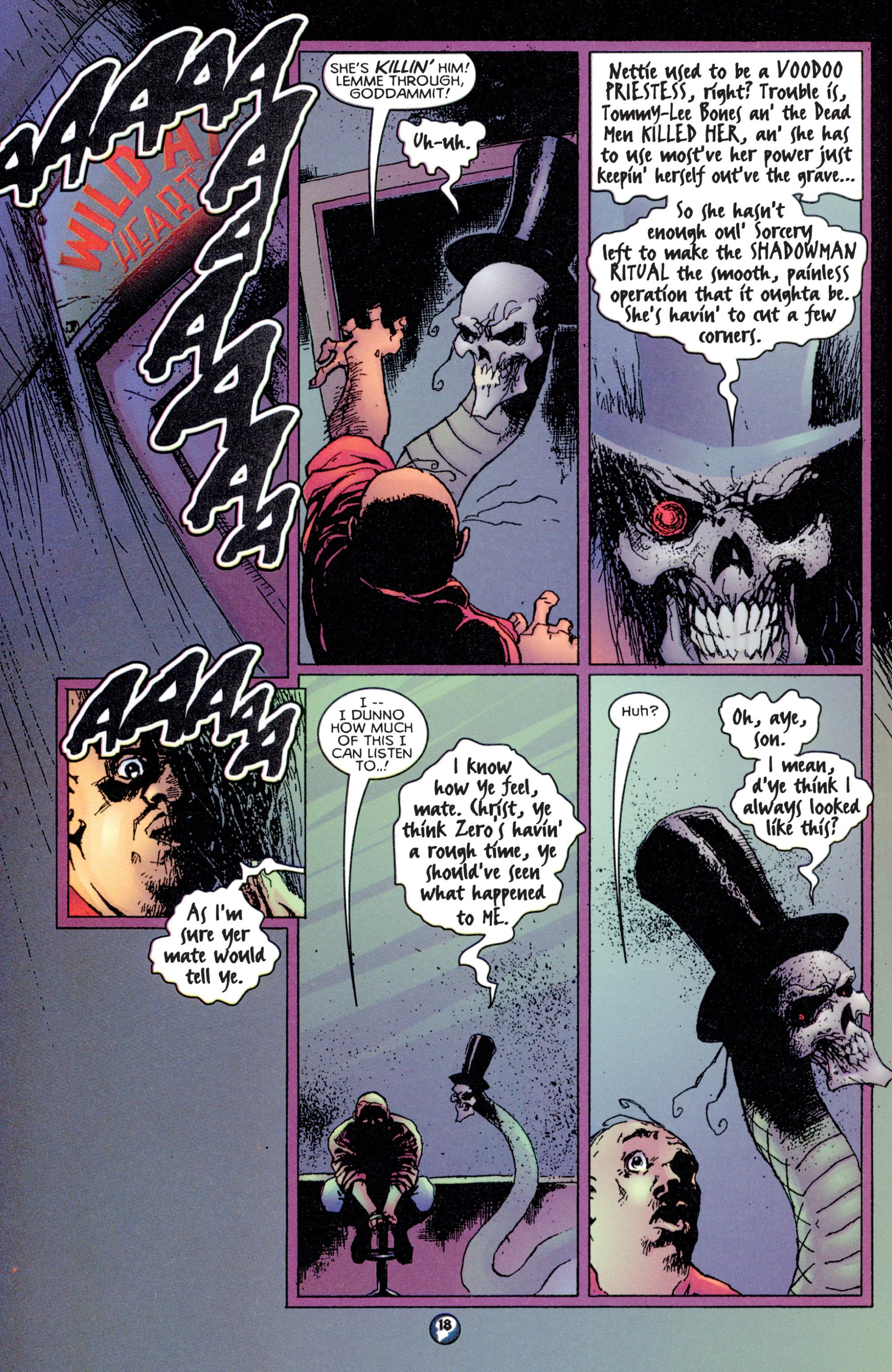 Read online Shadowman (1997) comic -  Issue #2 - 14