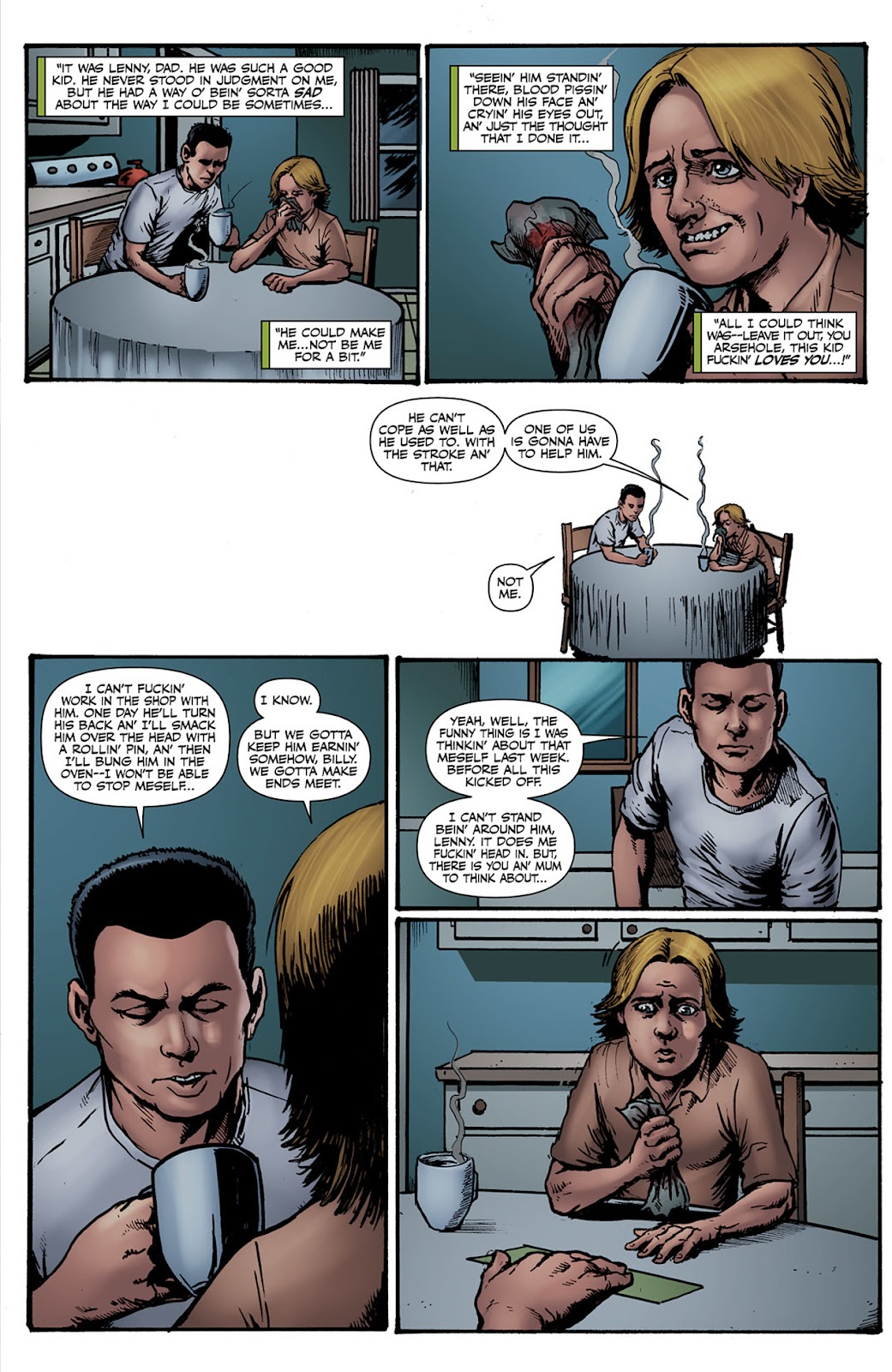 Read online The Boys: Butcher, Baker, Candlestickmaker comic -  Issue #1 - 23