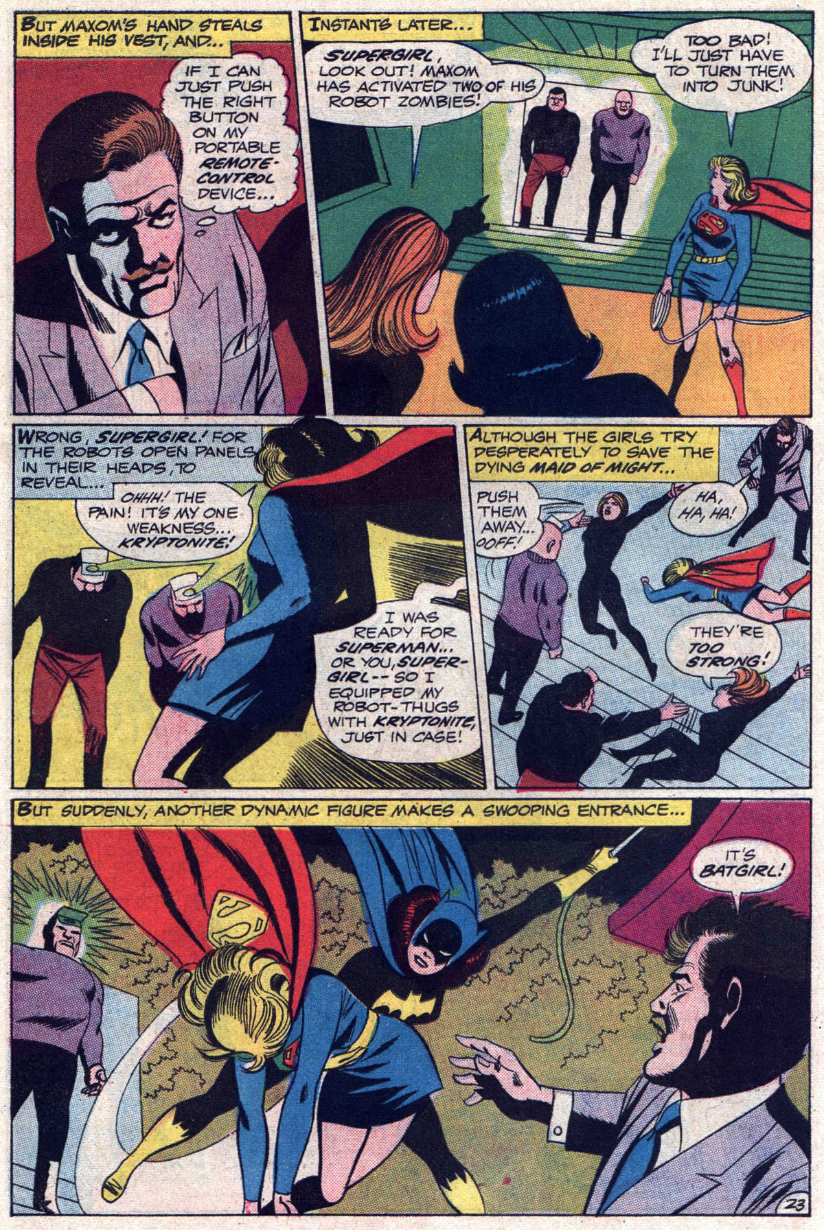 Read online Adventure Comics (1938) comic -  Issue #381 - 30