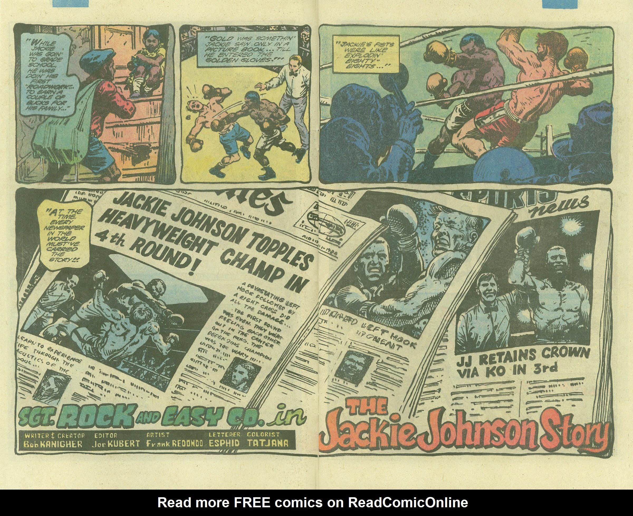 Read online Sgt. Rock comic -  Issue #386 - 3