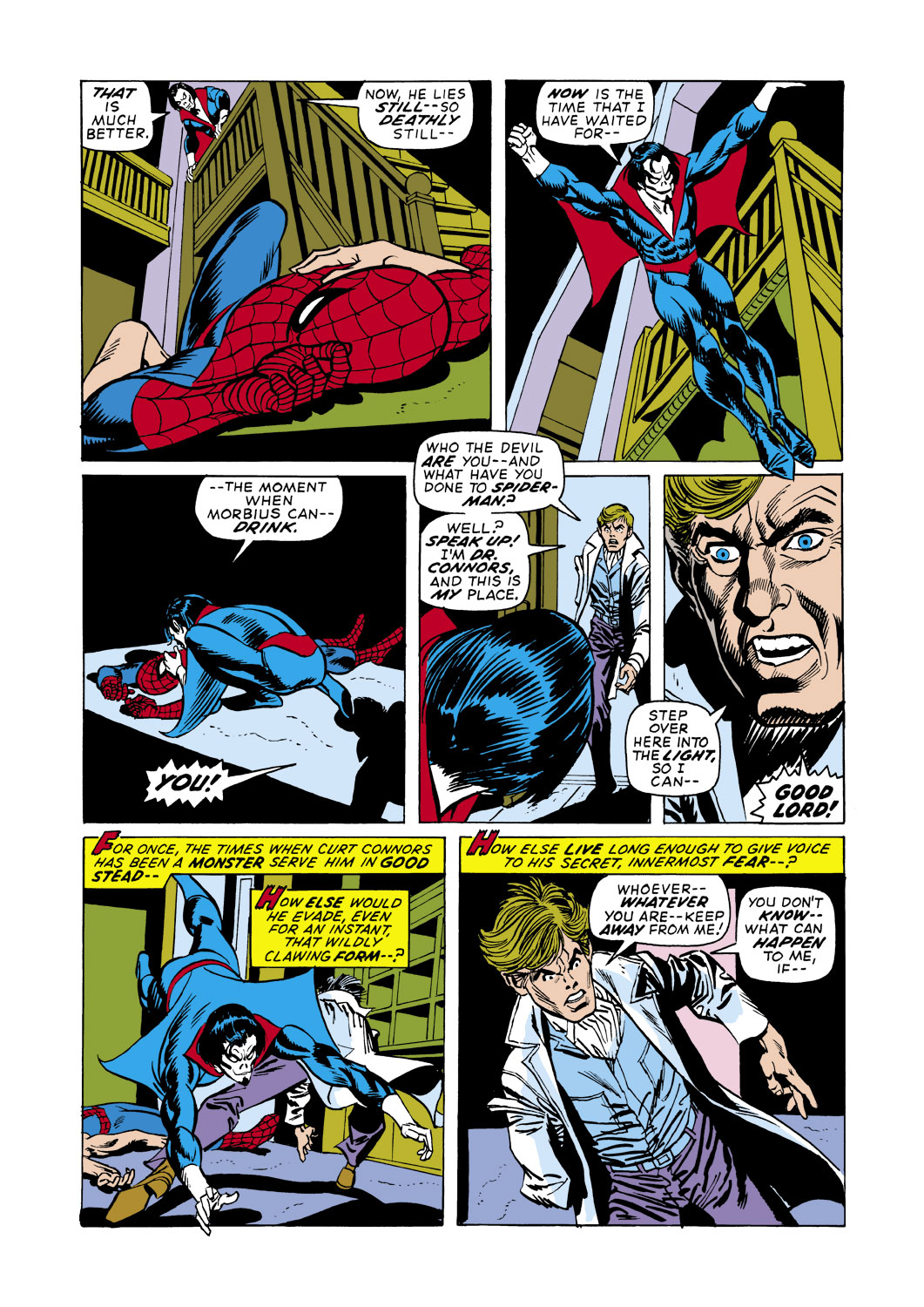 The Amazing Spider-Man (1963) 101 Page 19