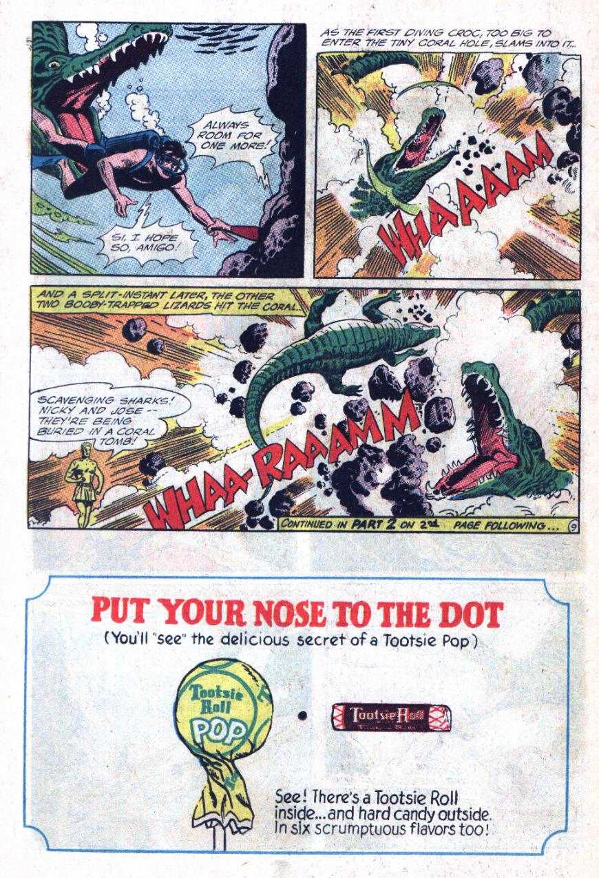 Read online Sea Devils comic -  Issue #25 - 13