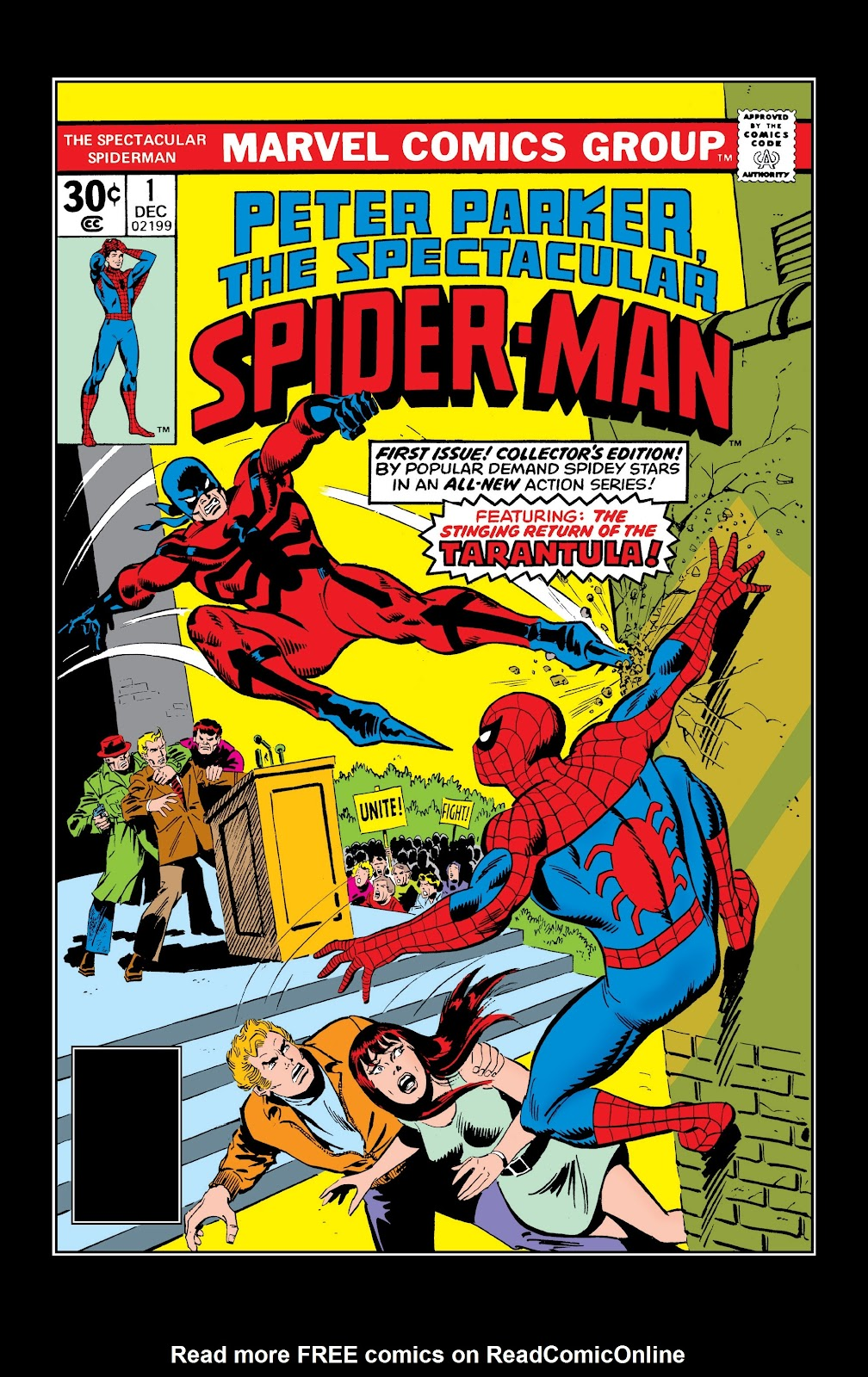 Read online Marvel Masterworks: The Spectacular Spider-Man comic -  Issue # TPB (Part 1) - 8