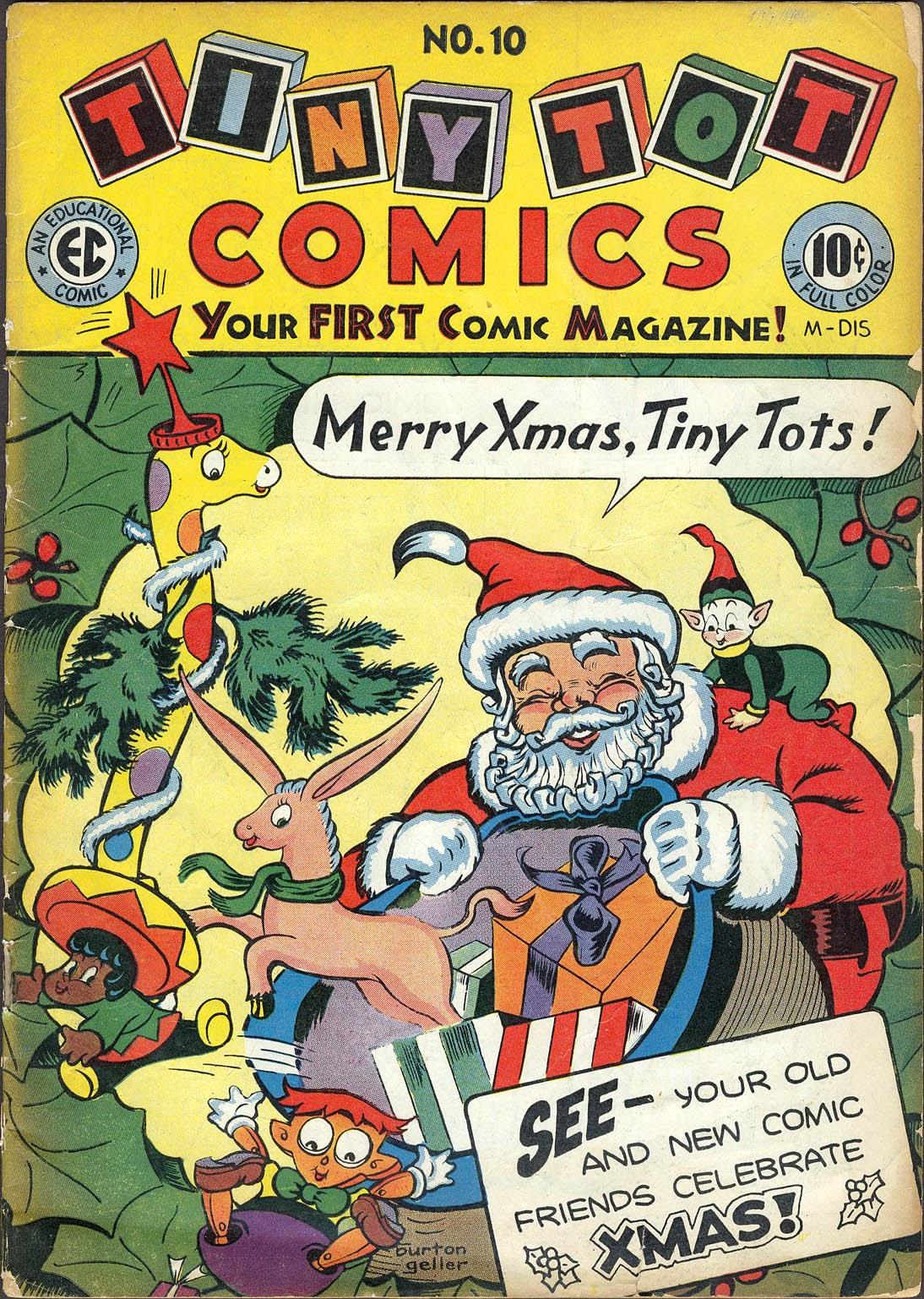 Tiny Tot Comics 10 Page 1