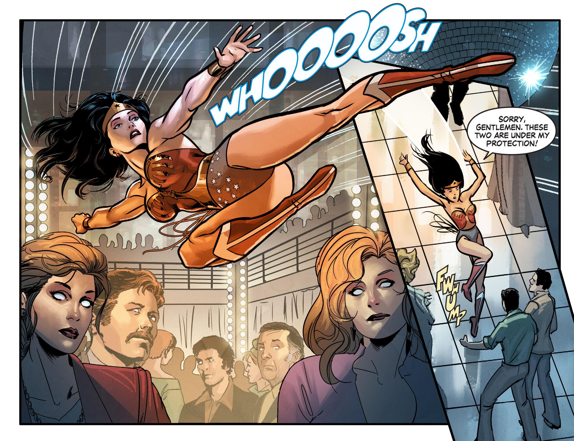 Read online Wonder Woman '77 [I] comic -  Issue #2 - 16