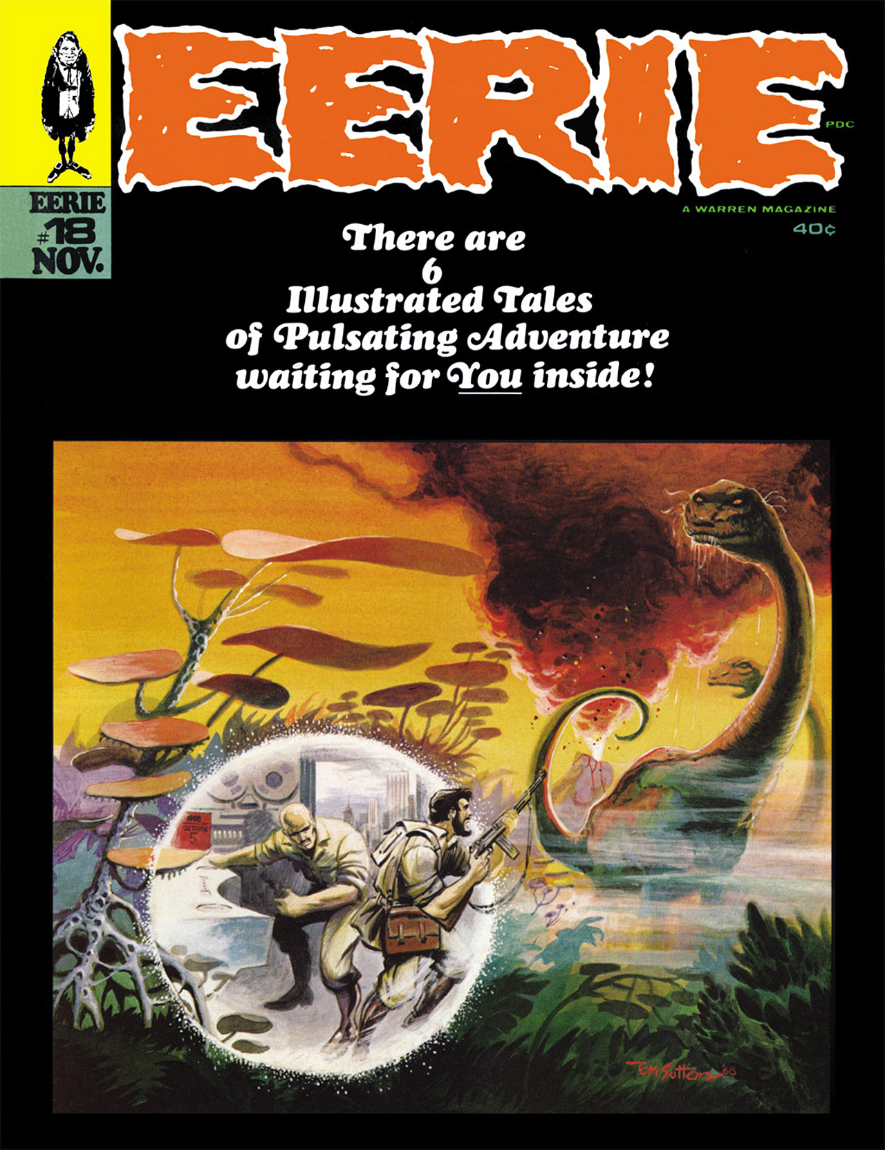 Read online Eerie Archives comic -  Issue # TPB 4 - 82