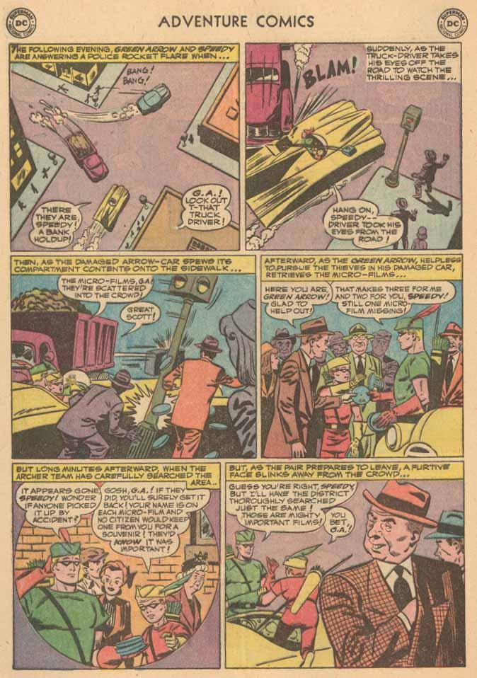 Read online Adventure Comics (1938) comic -  Issue #185 - 36