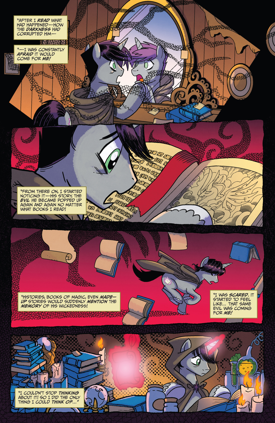 Read online My Little Pony: Friendship is Magic comic -  Issue #53 - 9