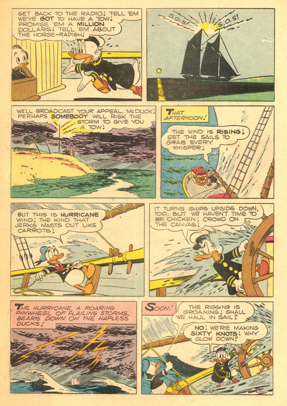 Read online Uncle Scrooge (1953) comic -  Issue #3 - 15