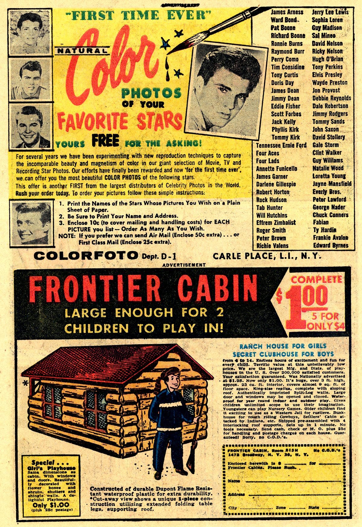 Read online Adventure Comics (1938) comic -  Issue #265 - 15