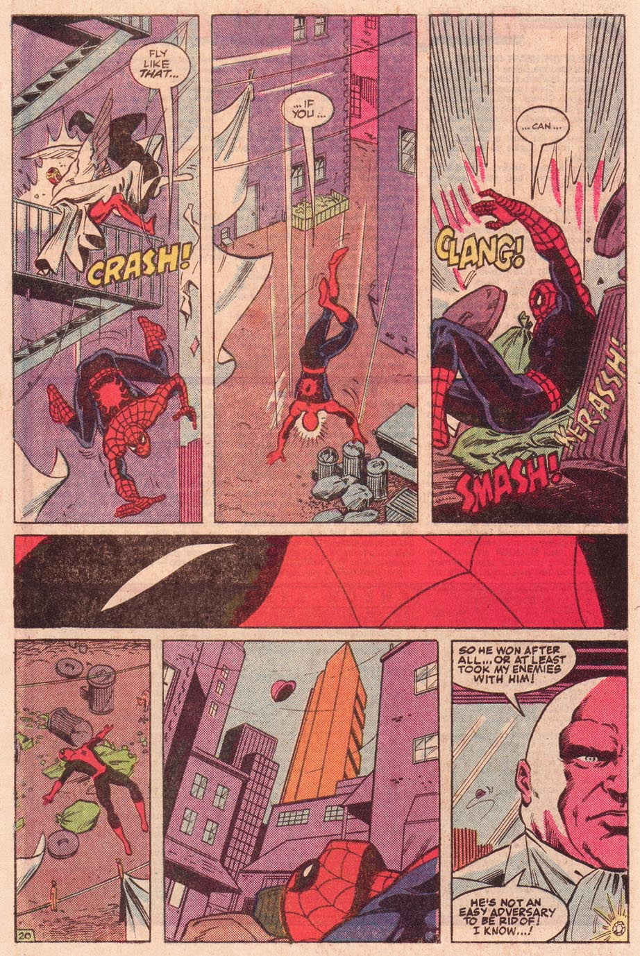 Web of Spider-Man (1985) Issue #2 #12 - English 21