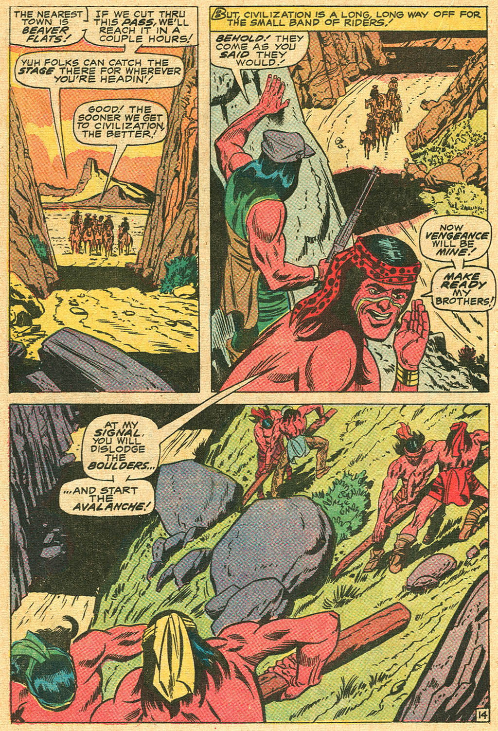 The Rawhide Kid (1955) issue 74 - Page 20