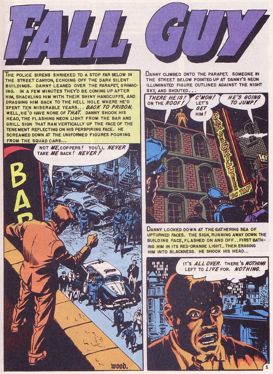 Read online Shock SuspenStories comic -  Issue #12 - 24