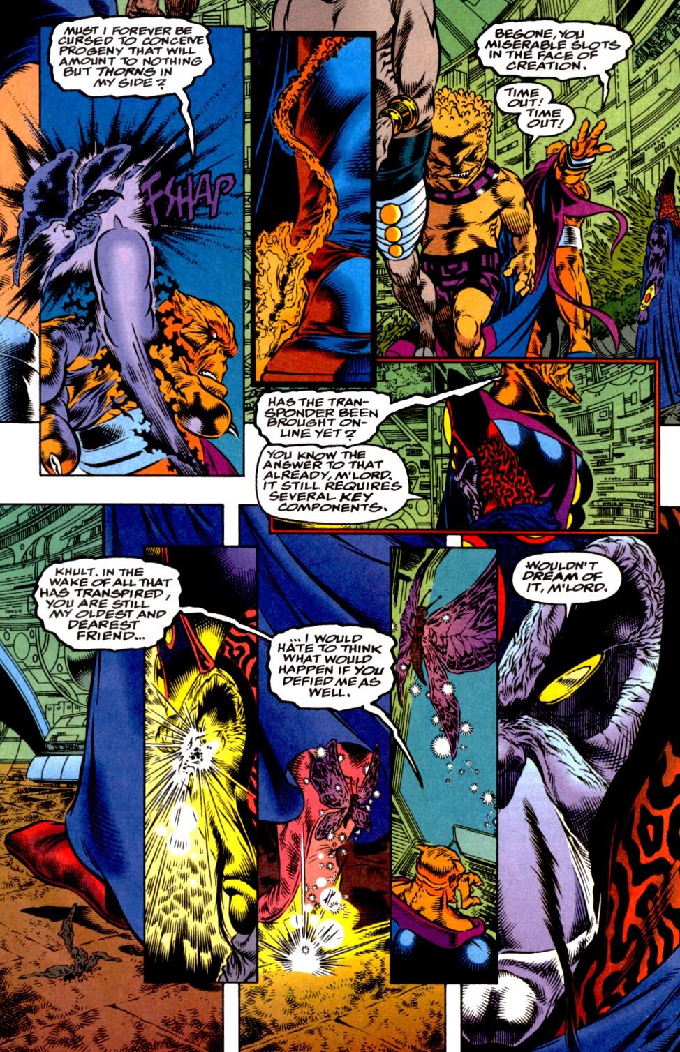 Read online Blackwulf comic -  Issue #2 - 9