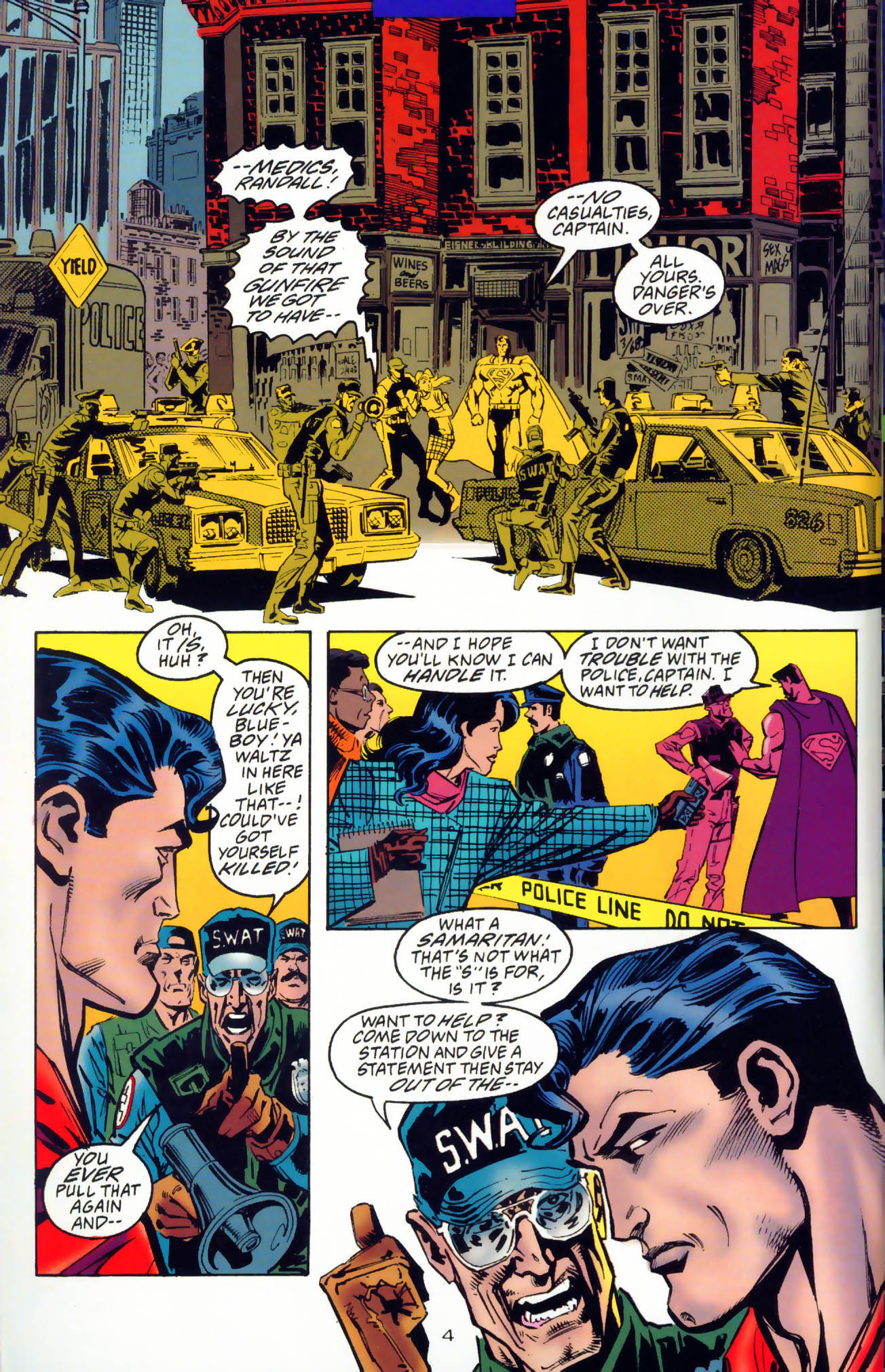 Read online Adventures of Superman (1987) comic -  Issue #Adventures of Superman (1987) _Annual 7 - 5