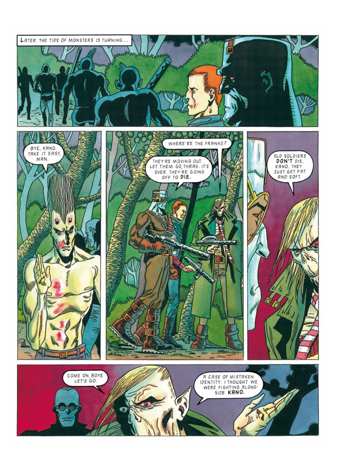 Read online The Complete Bad Company comic -  Issue # TPB - 314