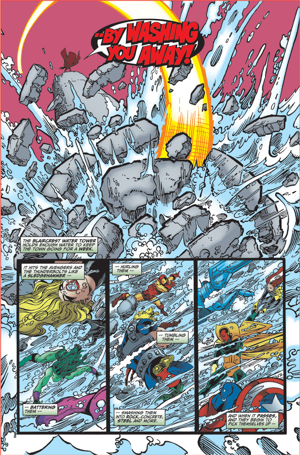 Read online Avengers (1998) comic -  Issue #34 - 26