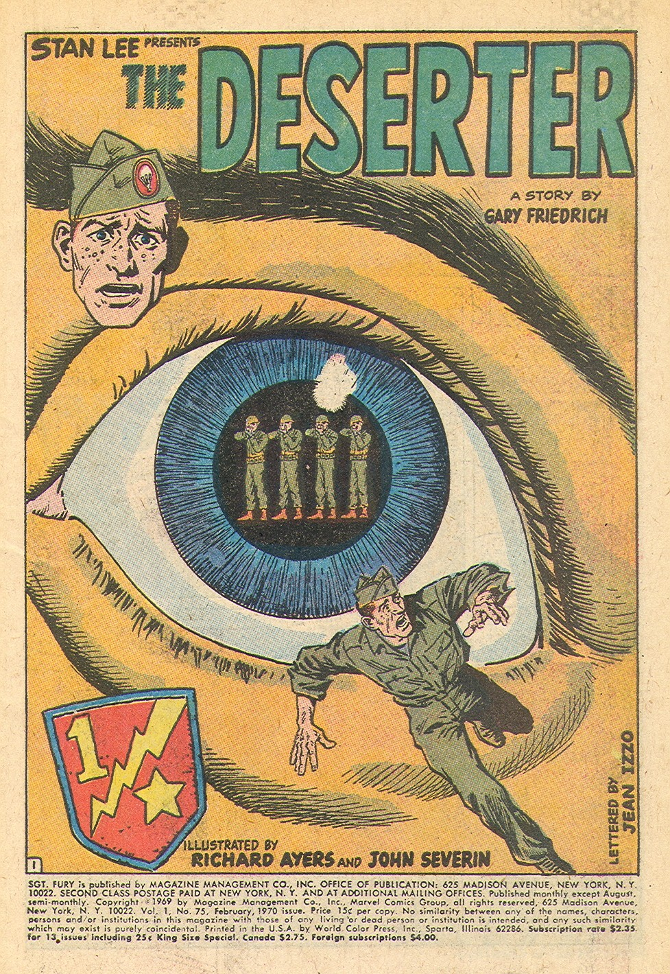 Read online Sgt. Fury comic -  Issue #75 - 3