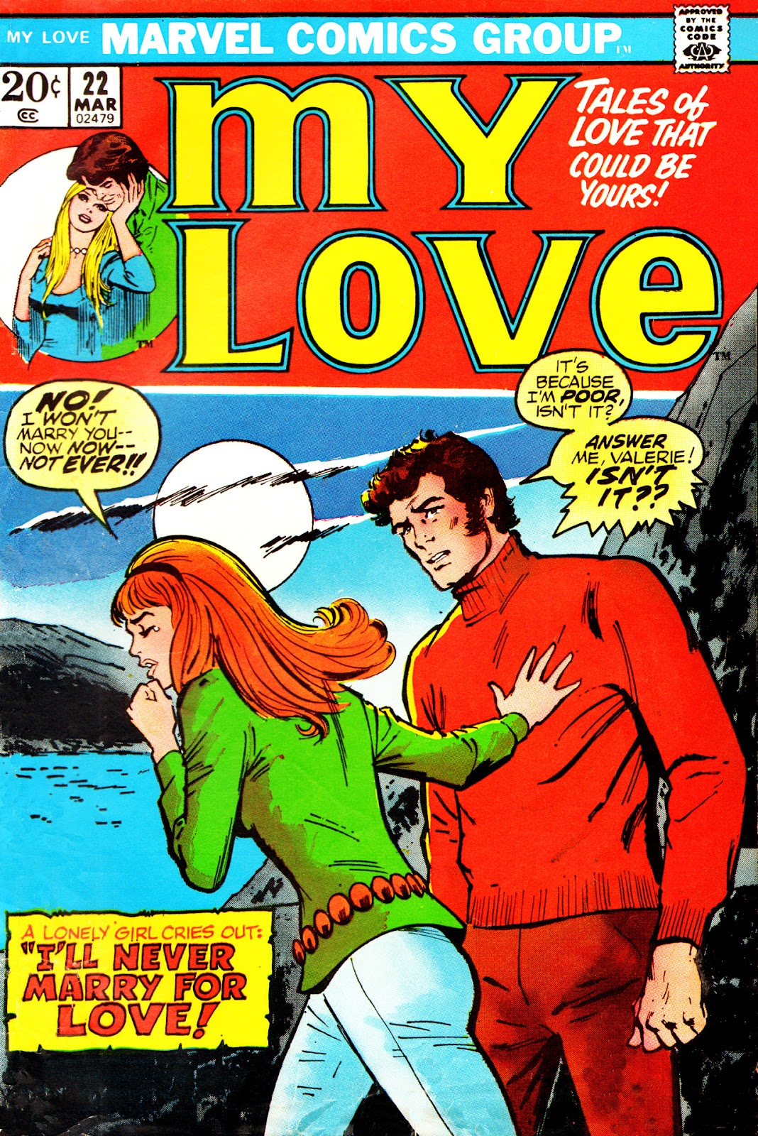 My Love (1969) issue 22 - Page 1