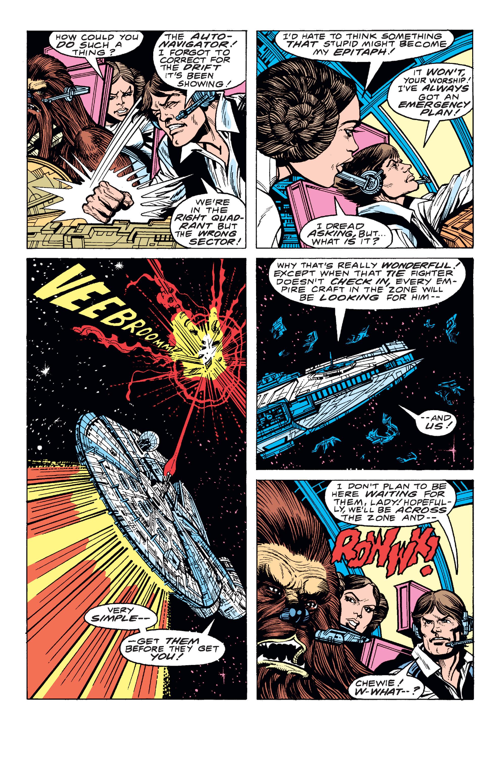 Read online Star Wars Omnibus comic -  Issue # Vol. 13 - 319