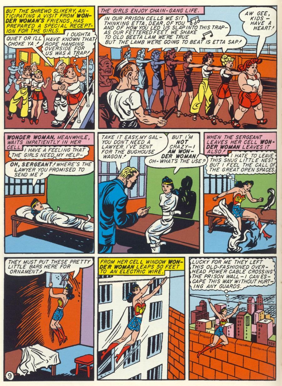 Read online Sensation (Mystery) Comics comic -  Issue #15 - 11