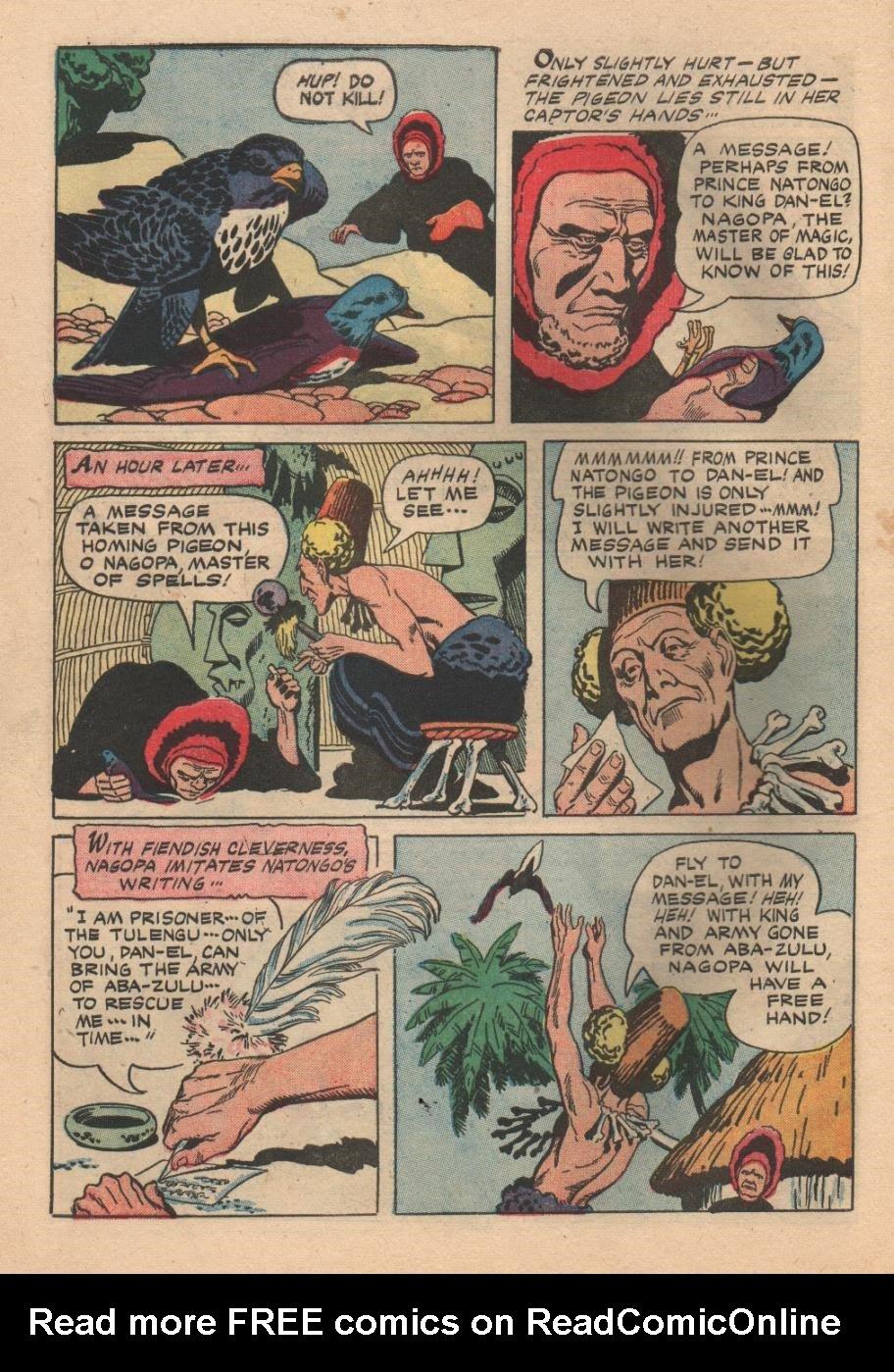 Tarzan (1948) issue 84 - Page 30