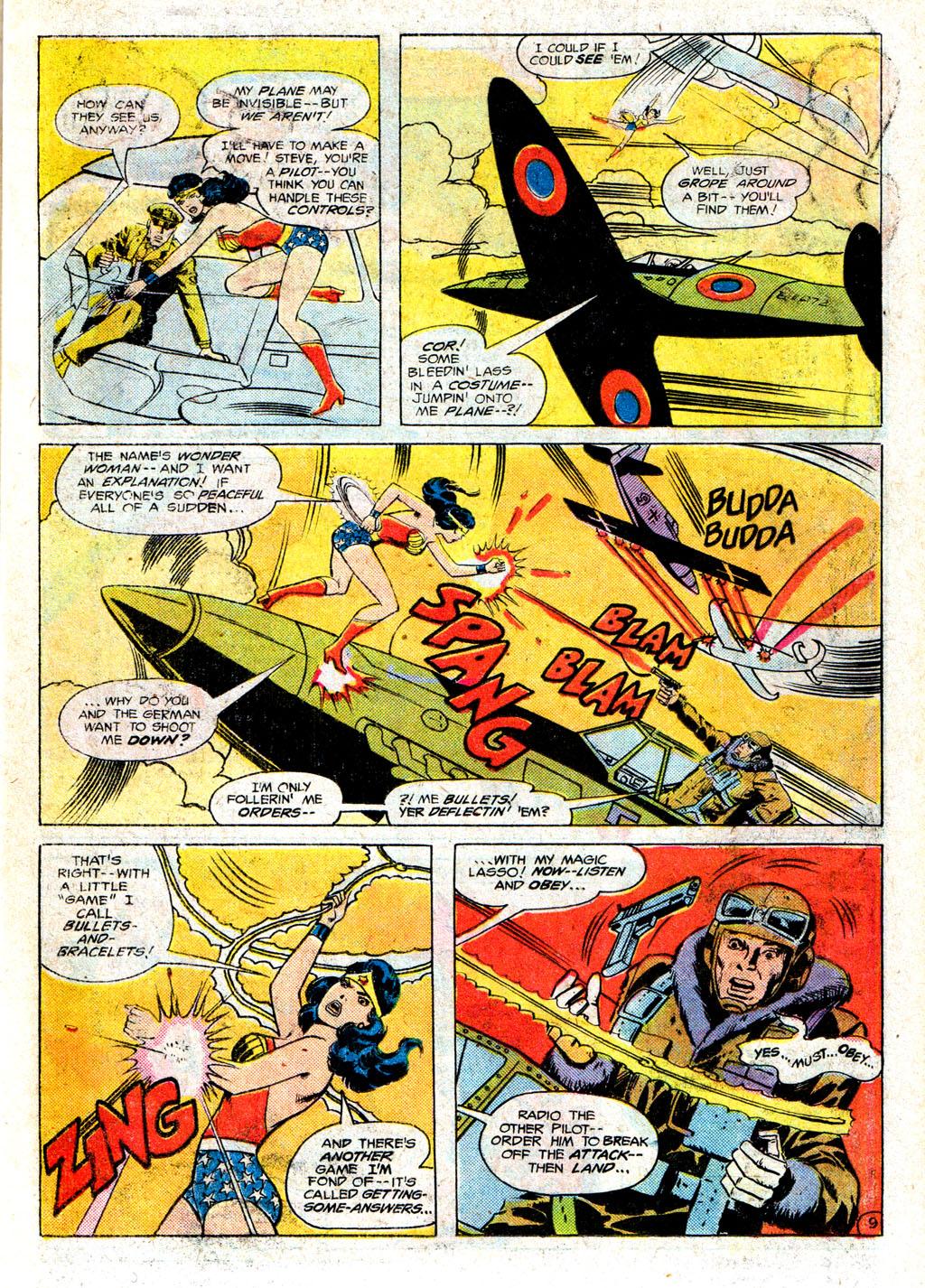 Read online Wonder Woman (1942) comic -  Issue #231 - 15