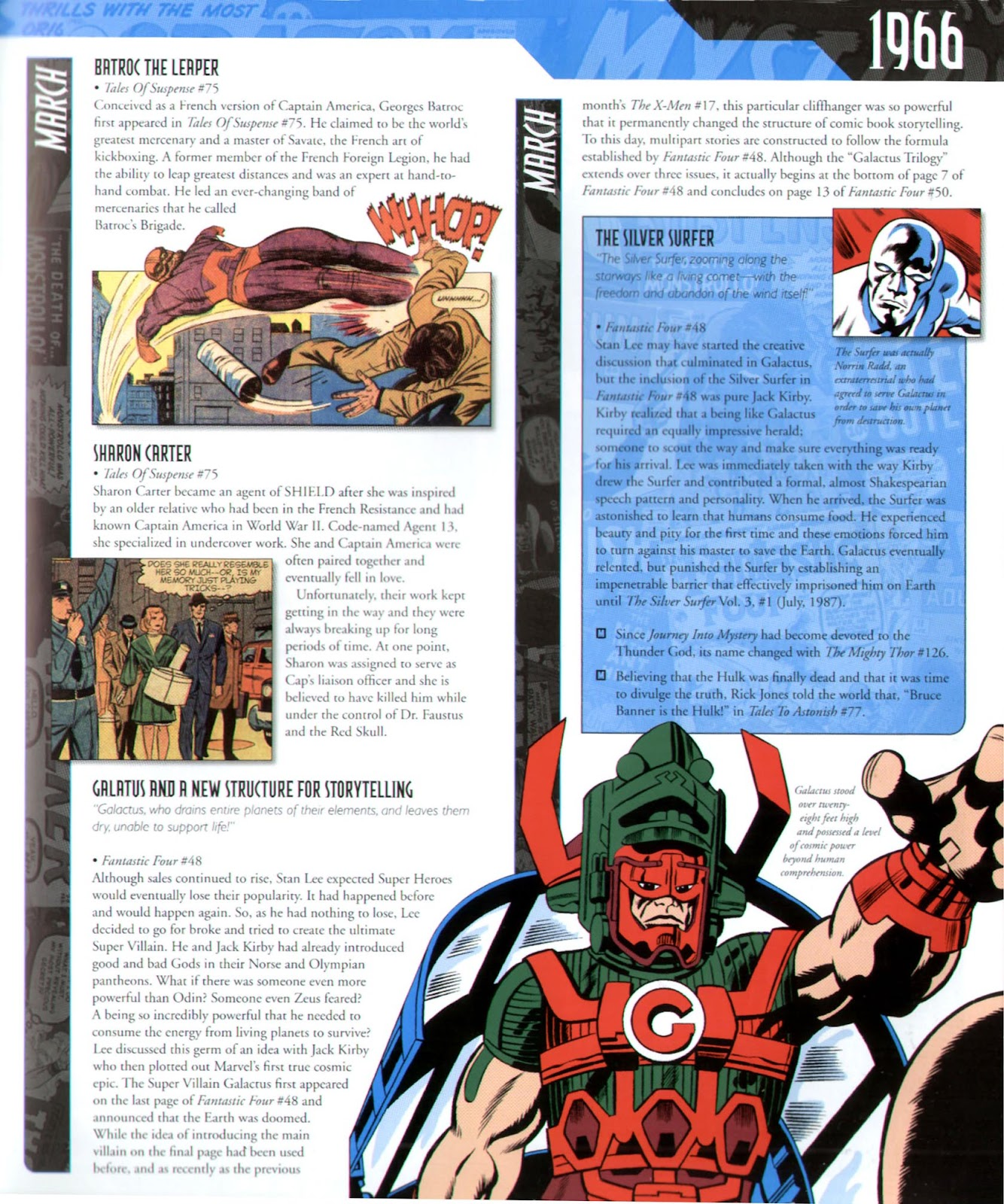 Read online Marvel Chronicle comic -  Issue # TPB (Part 2) - 14
